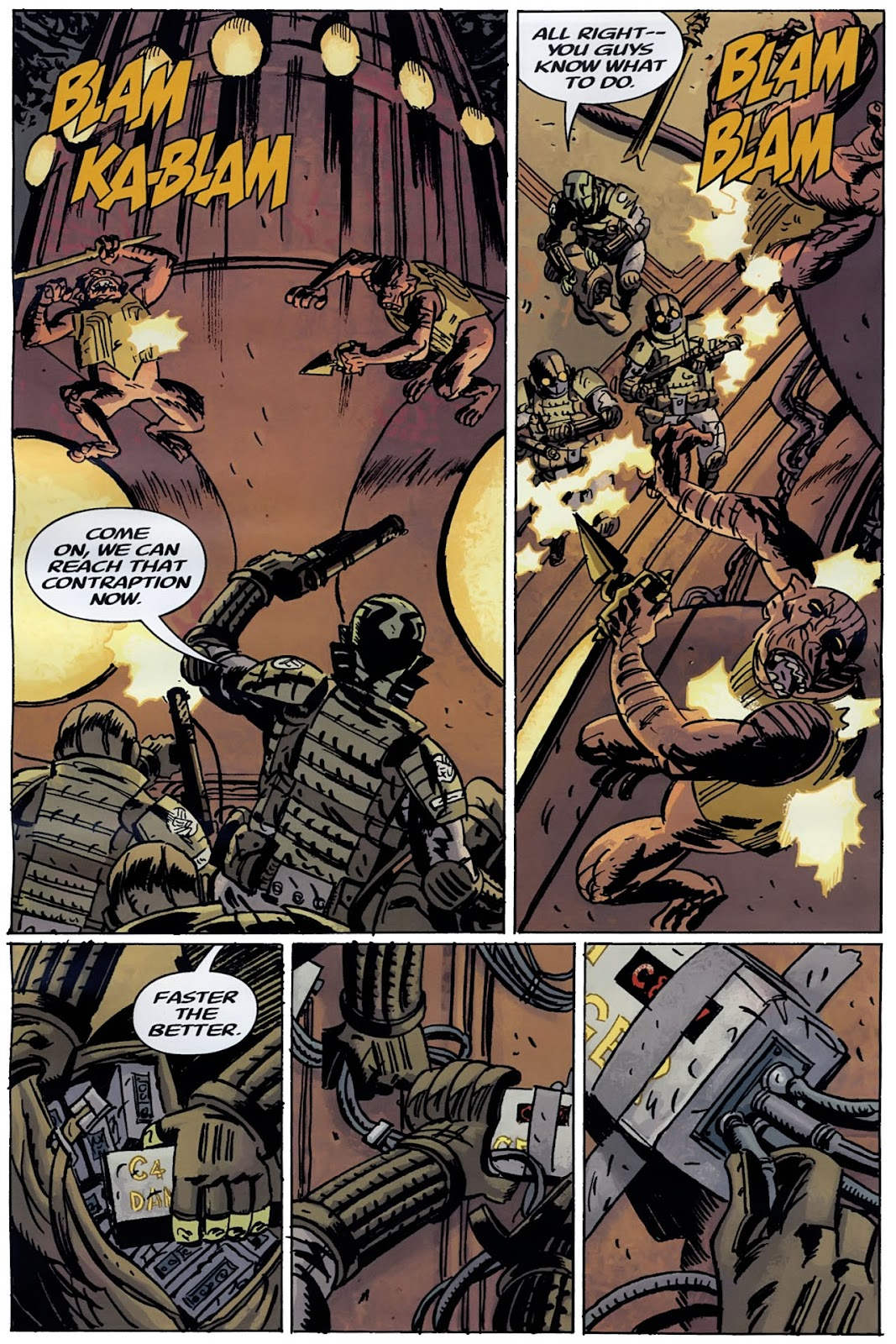 B.P.R.D.: The Warning issue 4 - Page 20