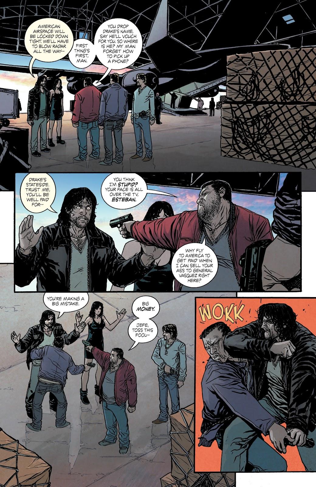 Read online Hardcore comic -  Issue #4 - 5