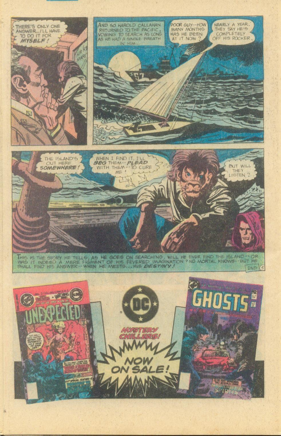 Read online Secrets of Haunted House comic -  Issue #21 - 33