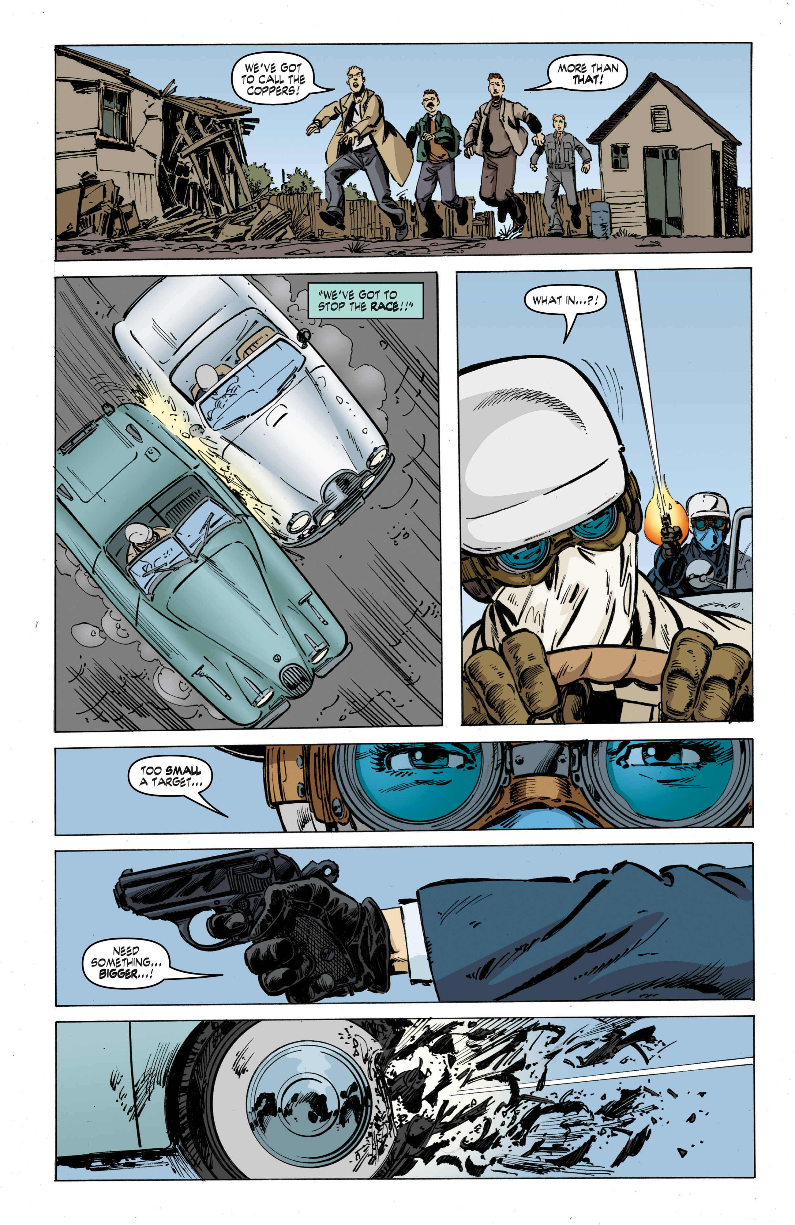 Read online Cold War comic -  Issue # TPB - 54