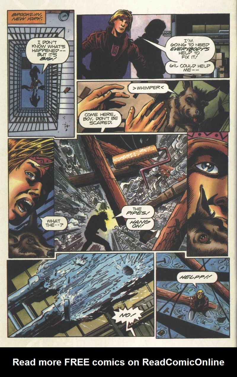Read online Eternal Warrior (1992) comic -  Issue #26 - 9