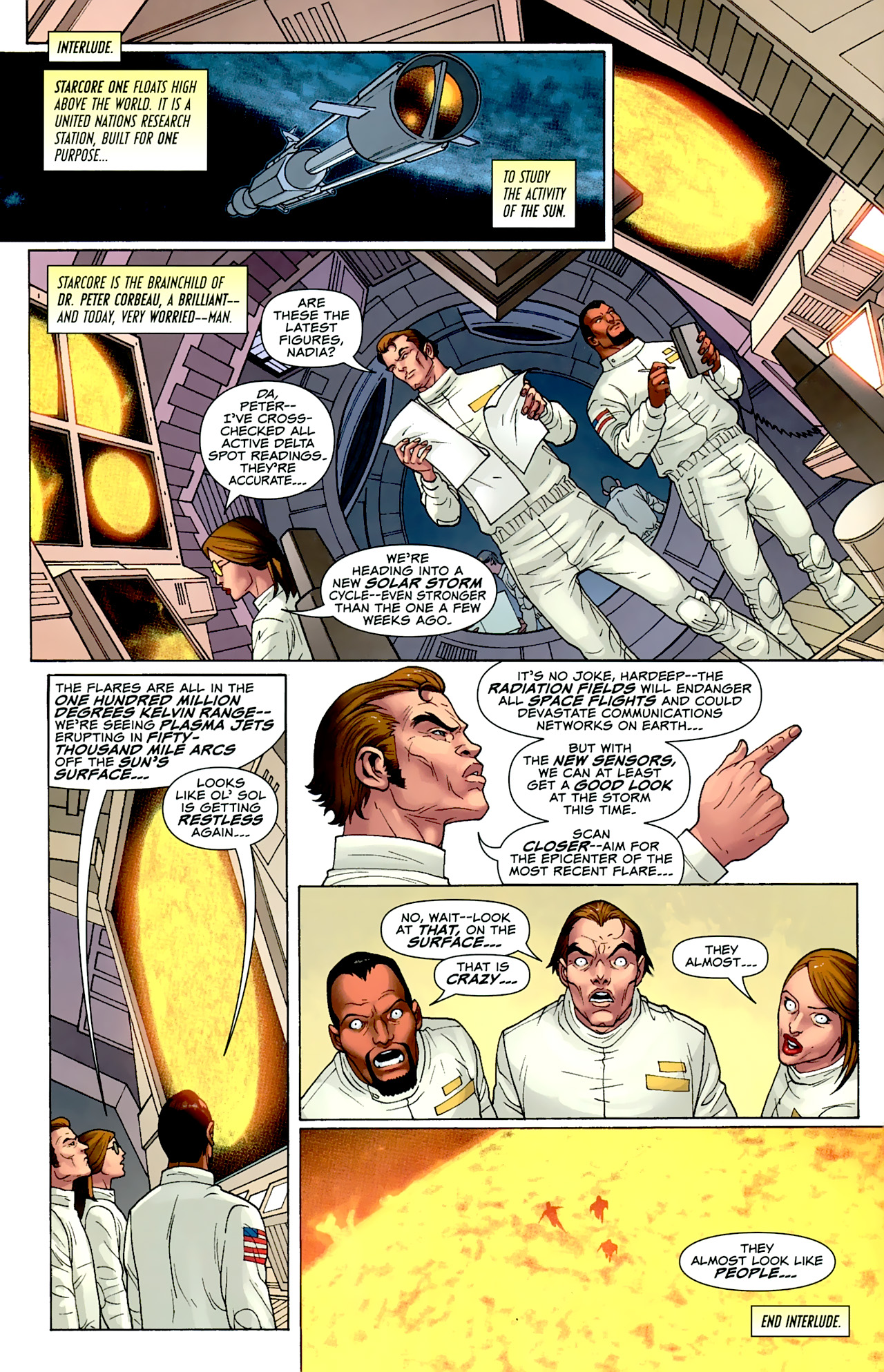 Read online Uncanny X-Men: First Class comic -  Issue #2 - 9