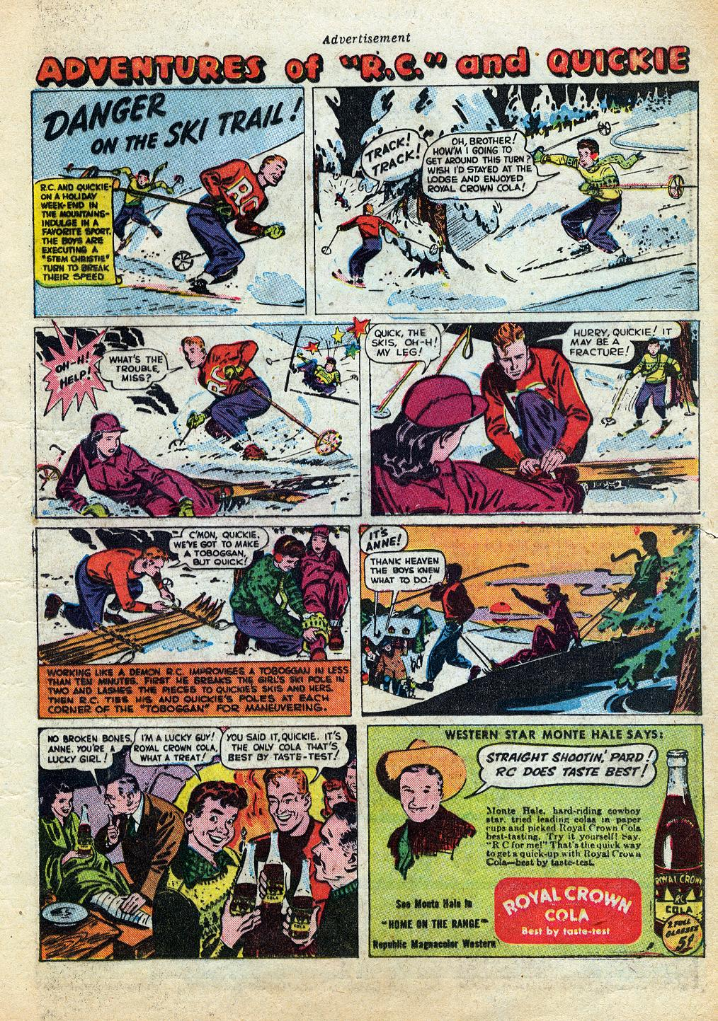 Read online Sensation (Mystery) Comics comic -  Issue #60 - 23