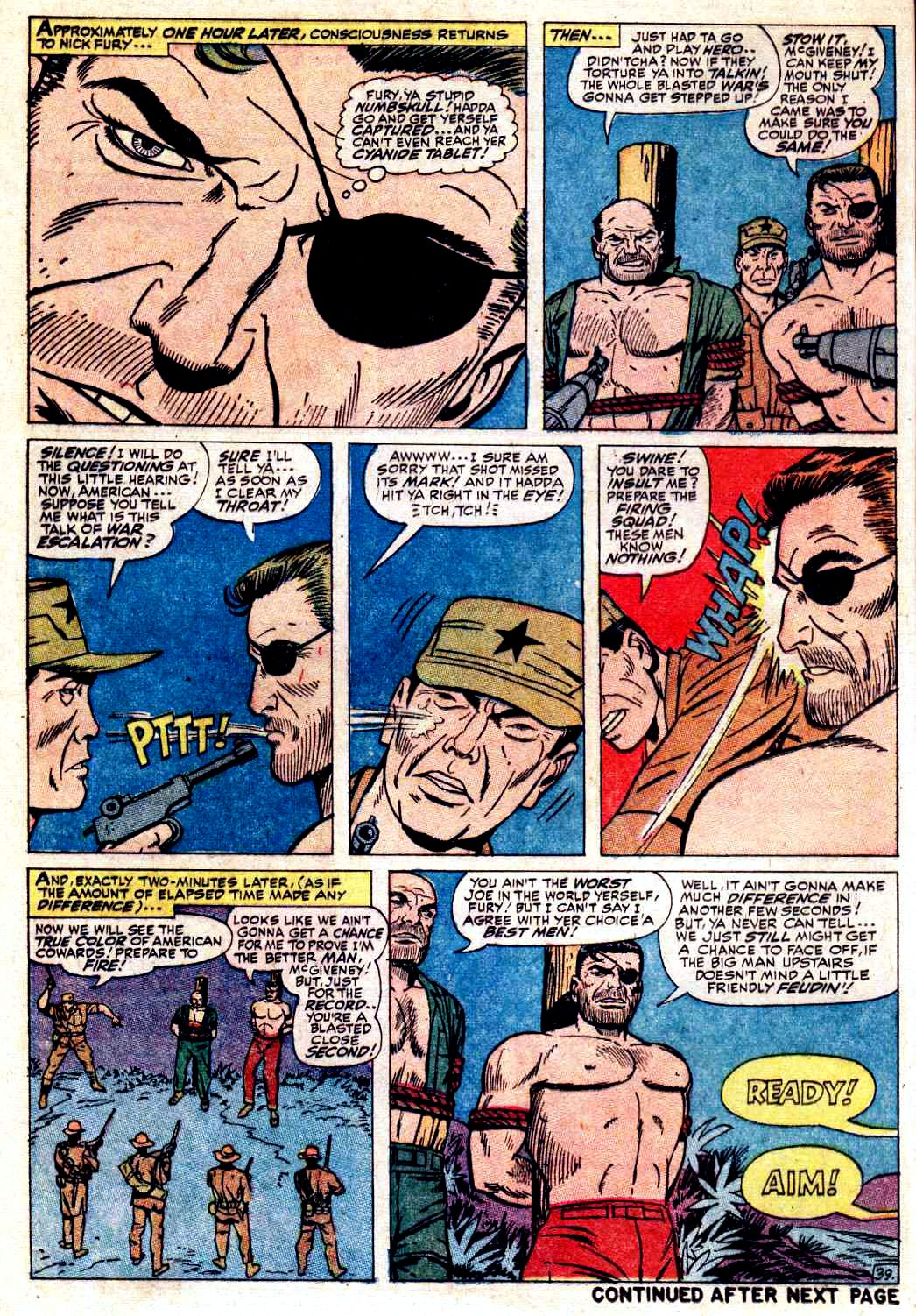 Read online Sgt. Fury comic -  Issue # _Special 3 - 44