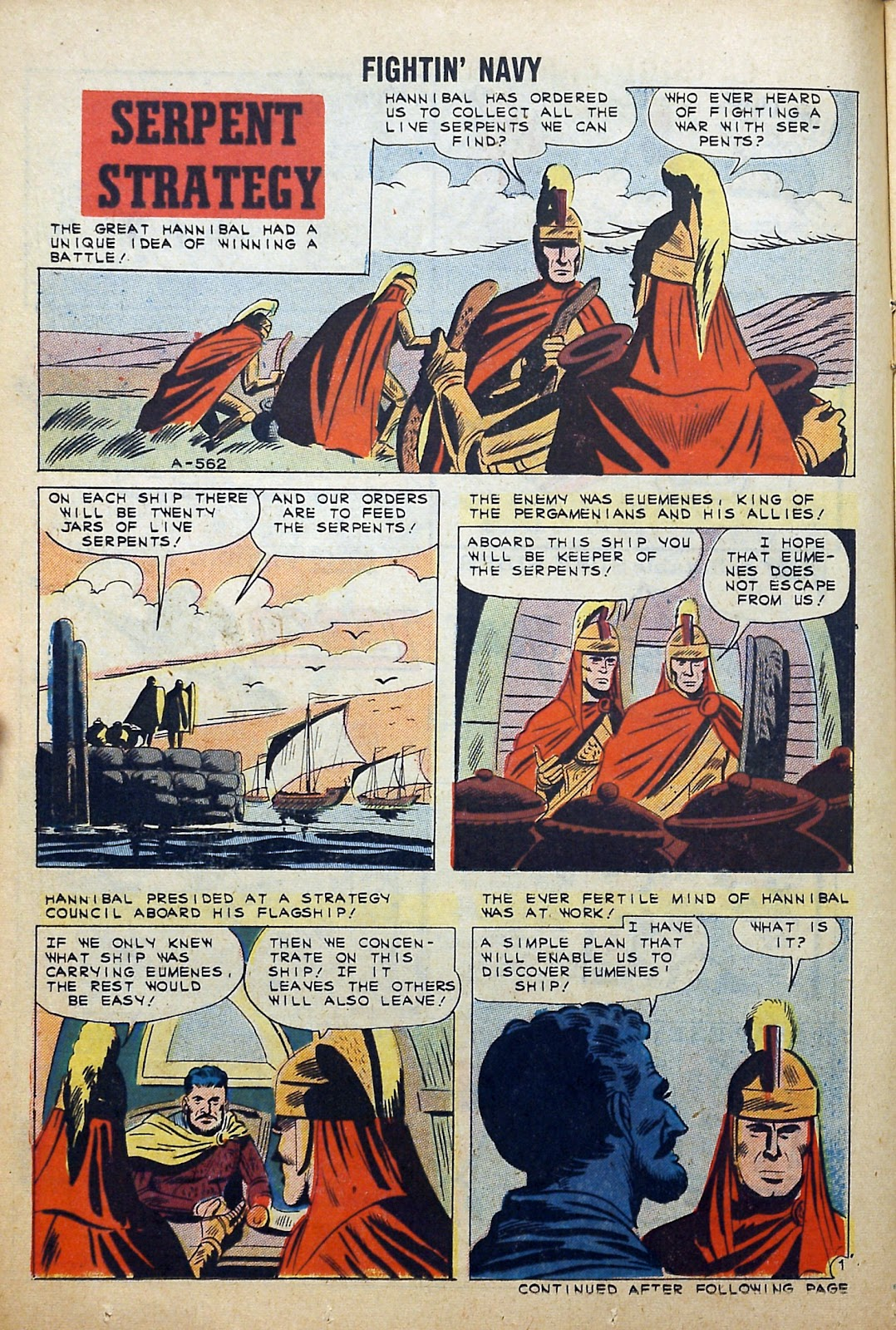 Read online Fightin' Navy comic -  Issue #99 - 14