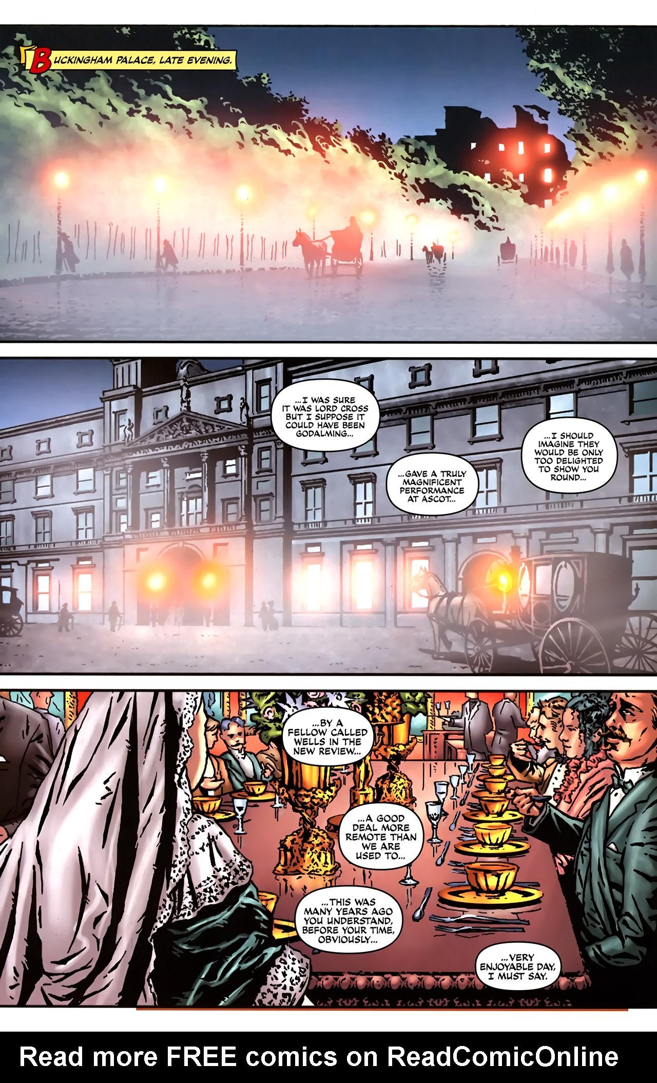 Read online Sherlock Holmes (2009) comic -  Issue #2 - 10