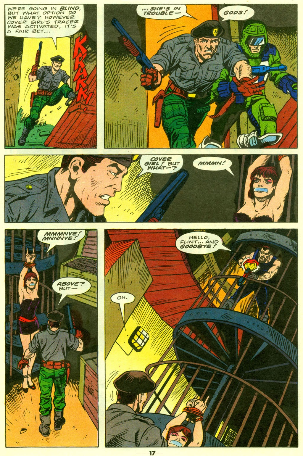 G.I. Joe European Missions issue 9 - Page 18
