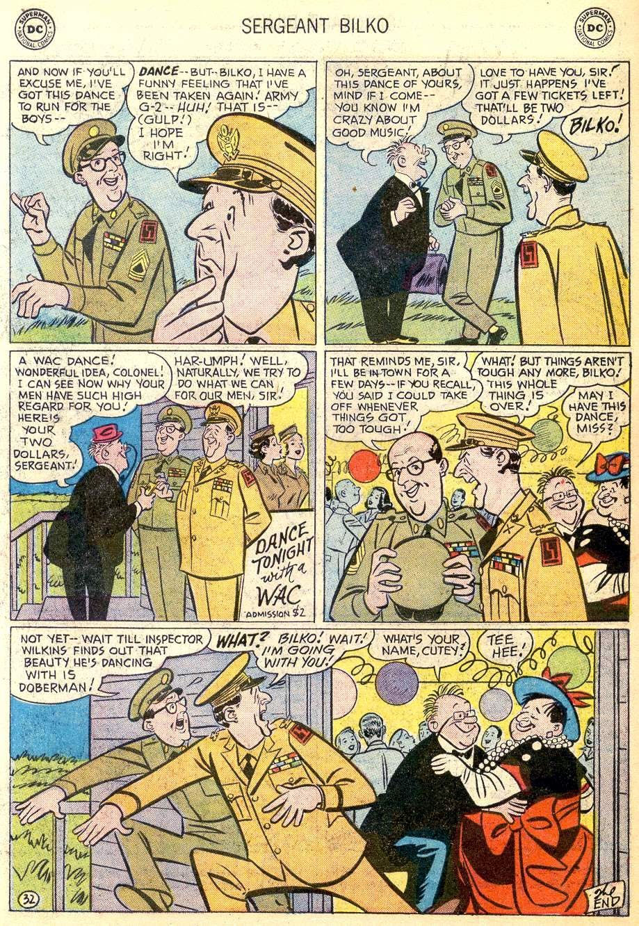 Sergeant Bilko issue 2 - Page 34