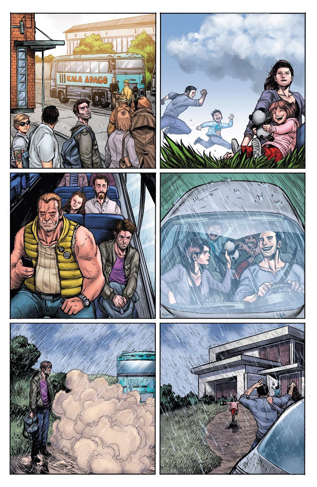 Read online Hulkverines comic -  Issue #1 - 9