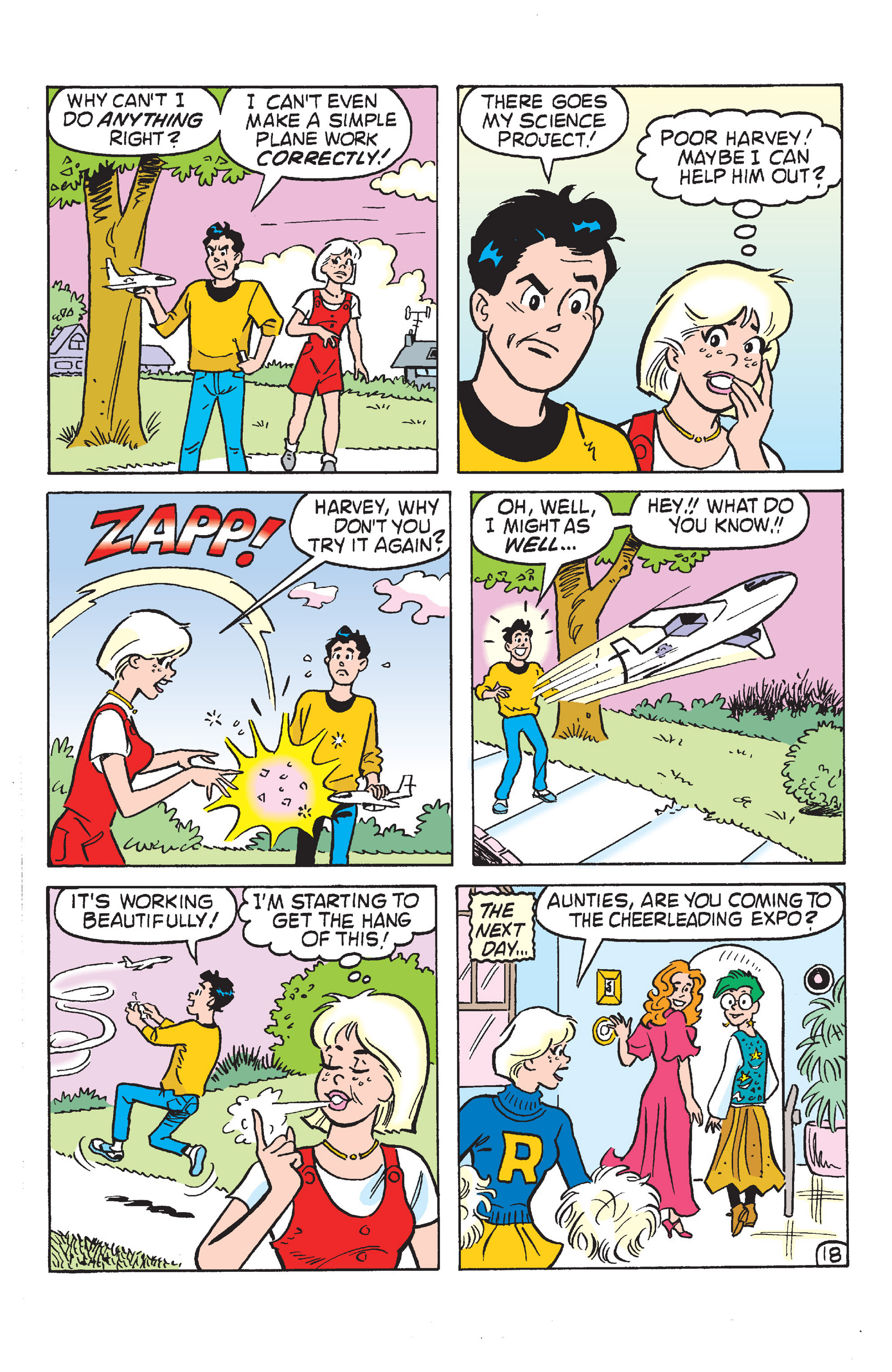 Read online Archie 75 Series comic -  Issue #2 - 56