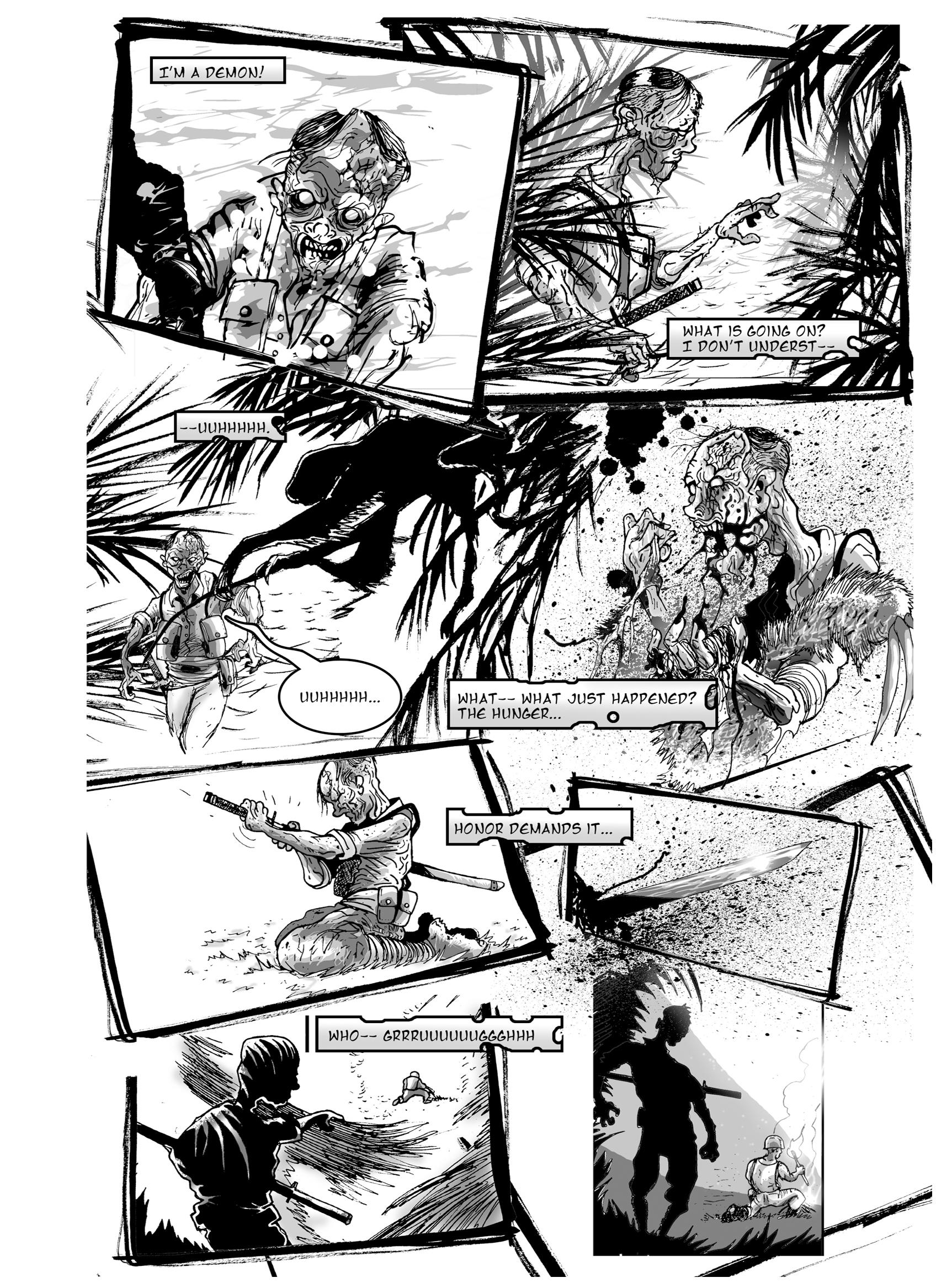 Read online FUBAR comic -  Issue #2 - 172