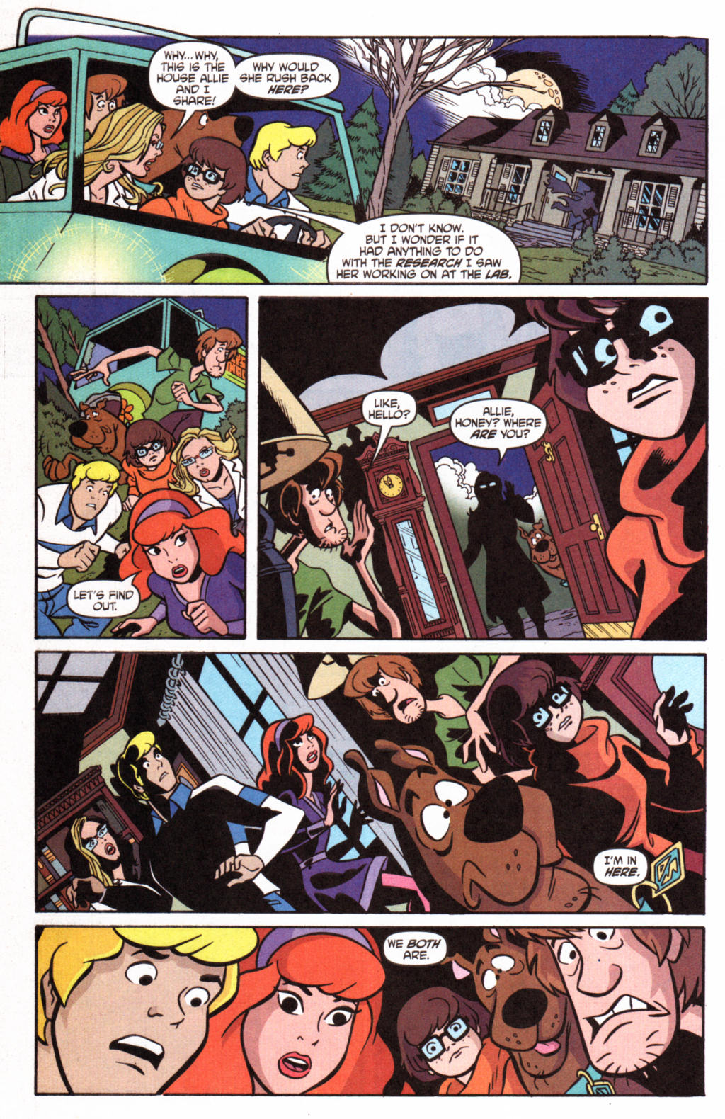 Read online Scooby-Doo (1997) comic -  Issue #117 - 17