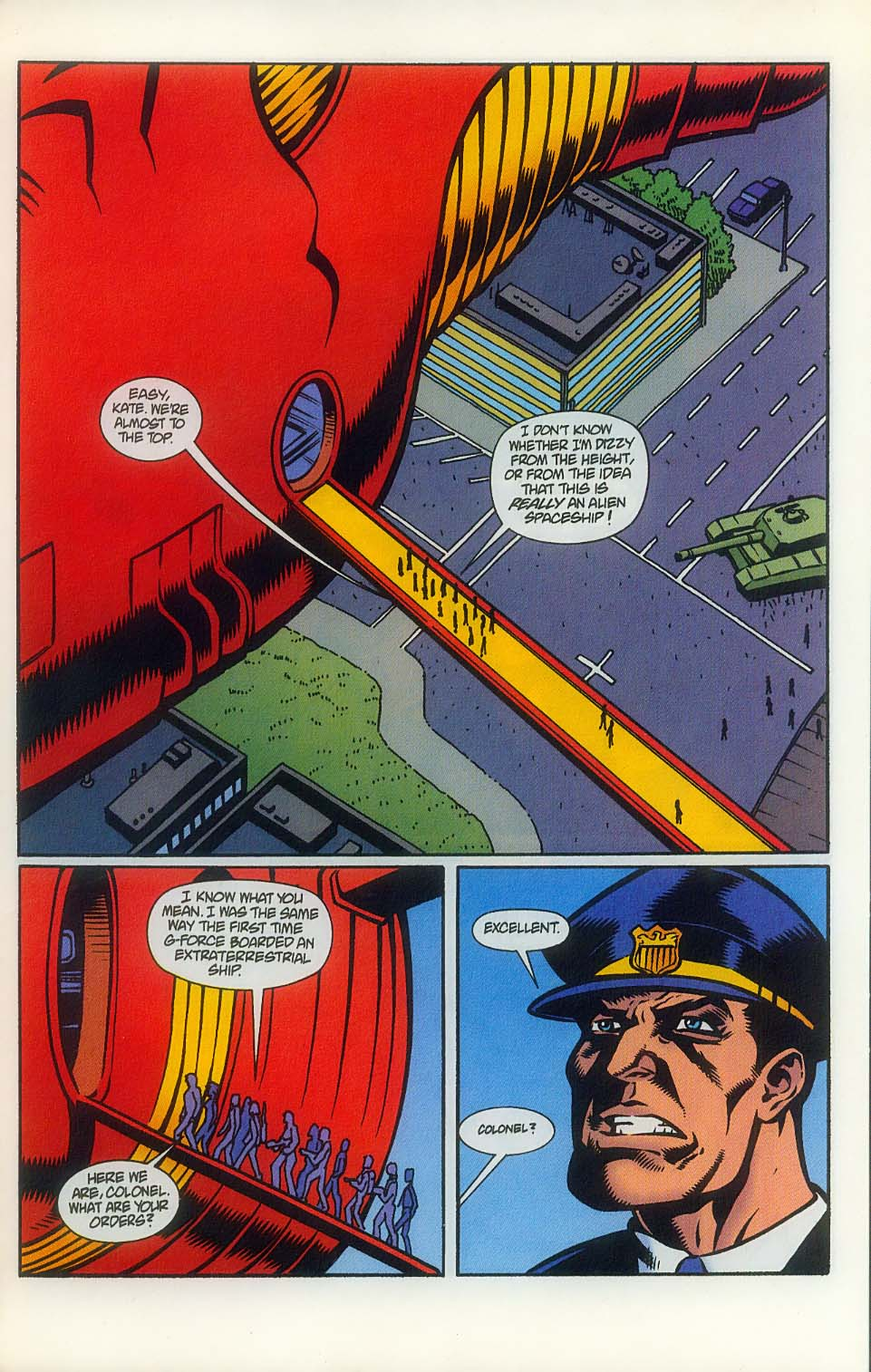 Godzilla (1995) Issue #7 #8 - English 16