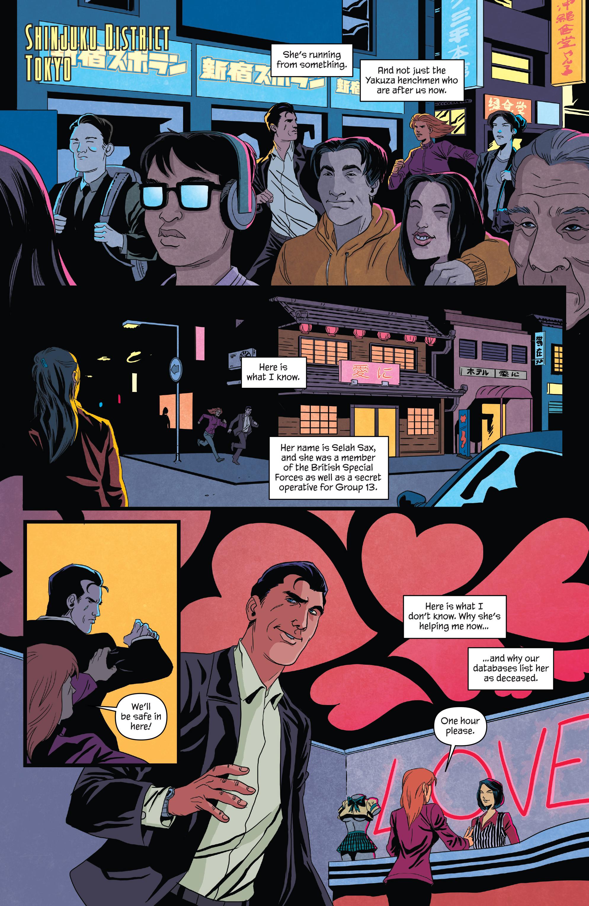 Read online James Bond (2017) comic -  Issue #3 - 3