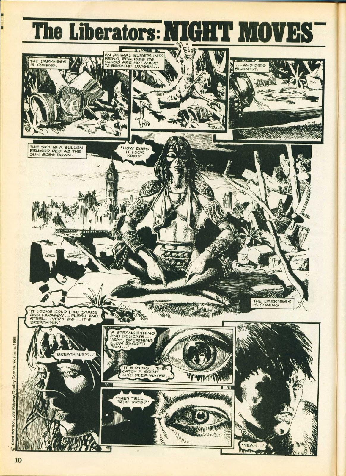 Warrior Issue #26 #27 - English 10