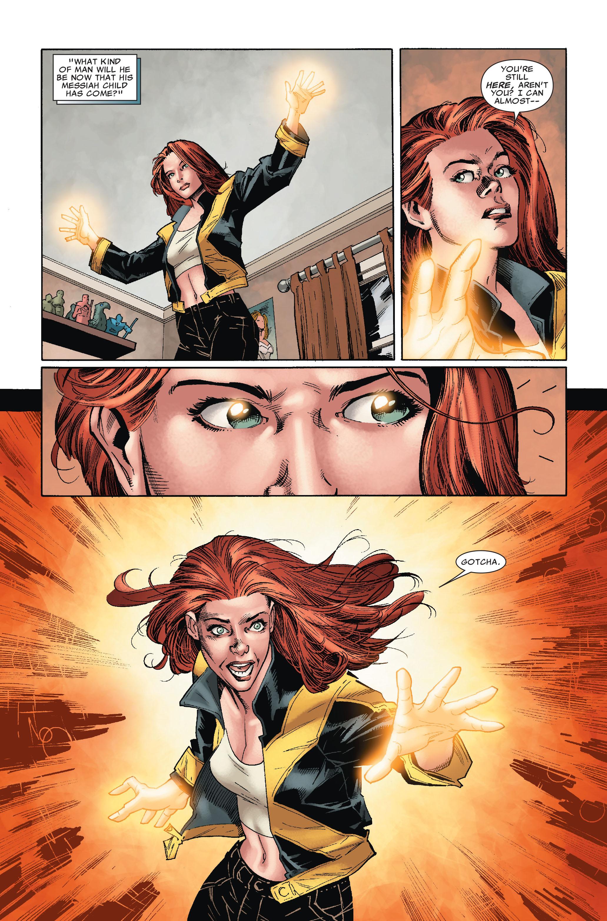 Read online Uncanny X-Men (1963) comic -  Issue #527 - 21
