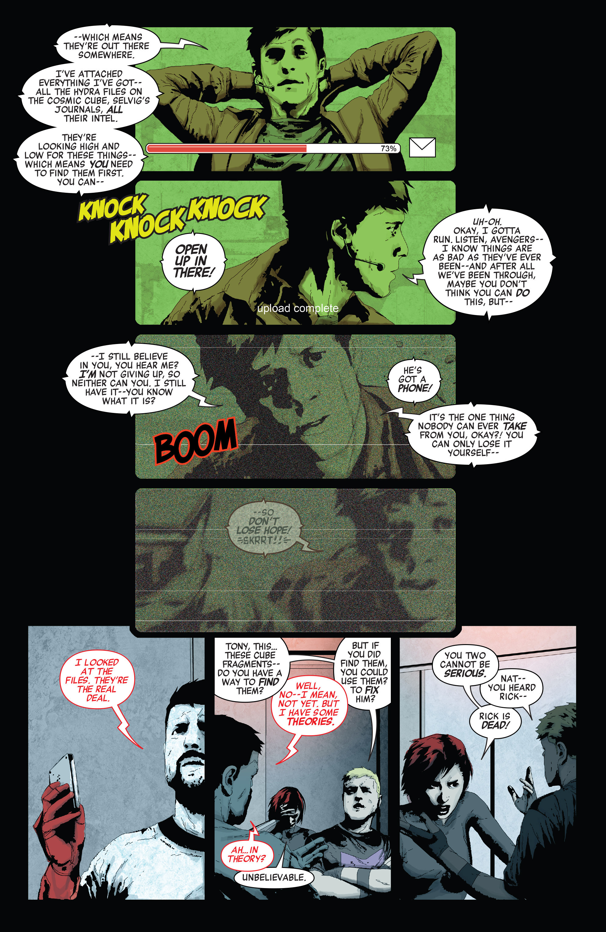 Read online Secret Empire comic -  Issue #2 - 17