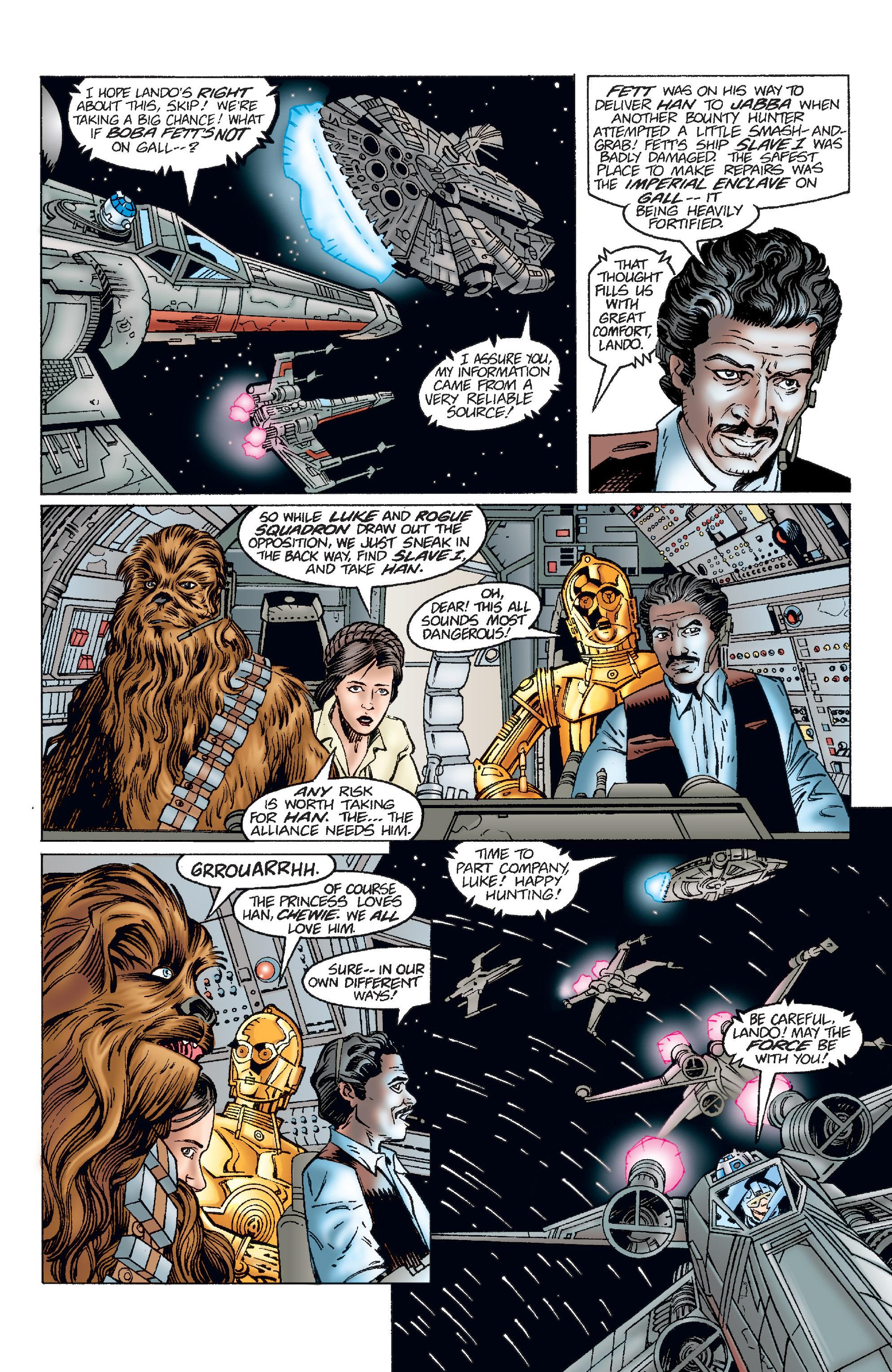 Read online Star Wars Omnibus comic -  Issue # Vol. 11 - 36