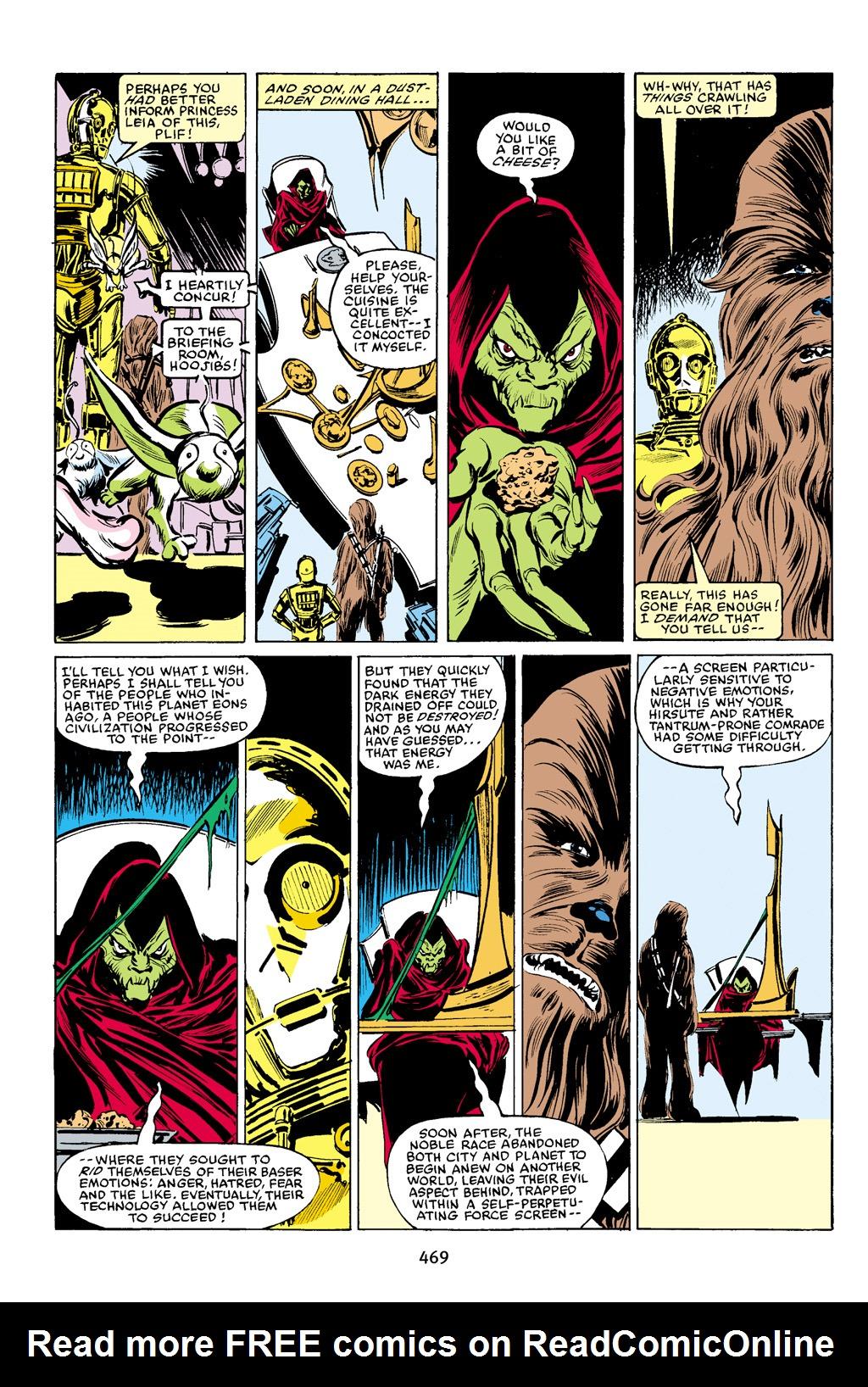 Read online Star Wars Omnibus comic -  Issue # Vol. 16 - 460