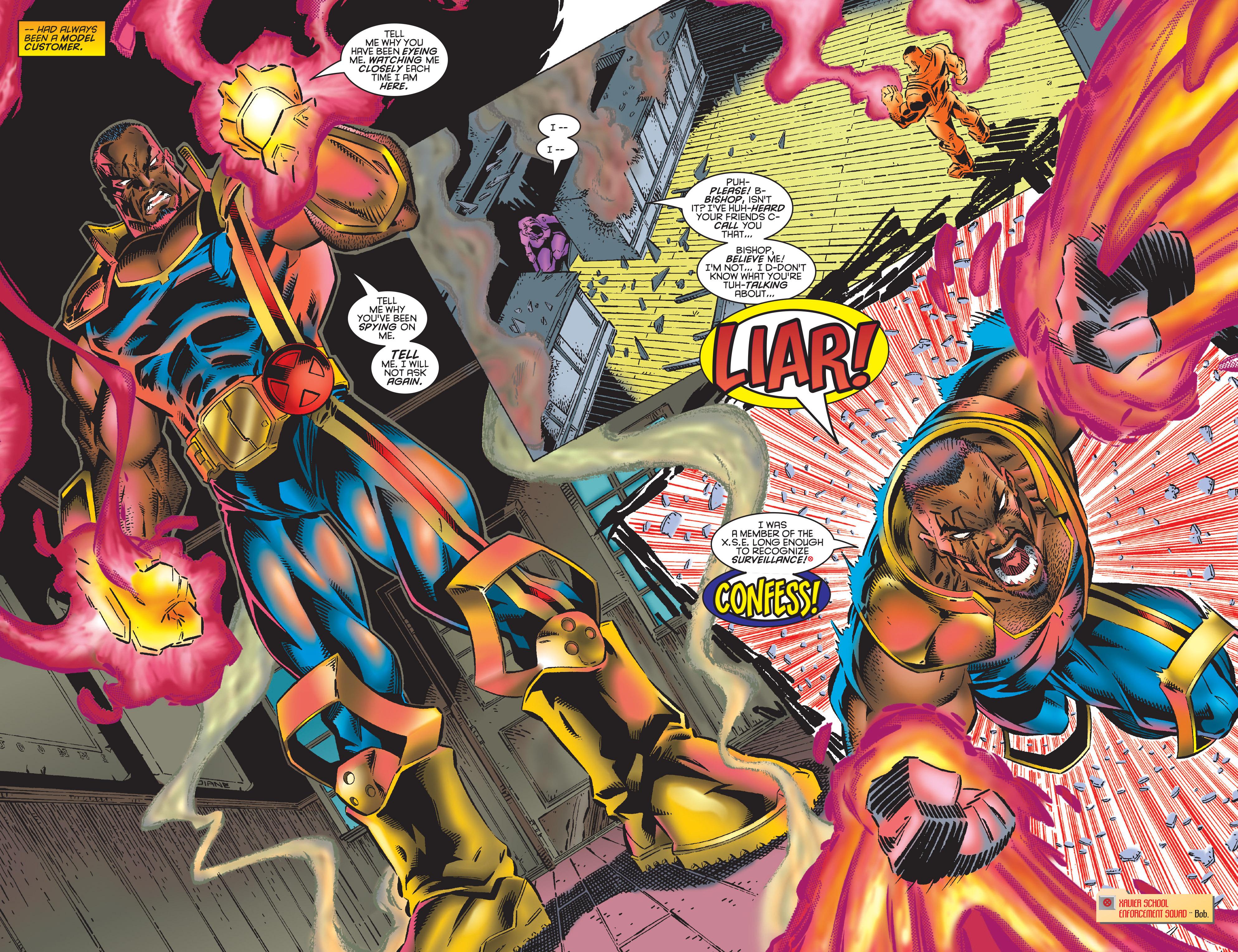 X-Men (1991) 49 Page 2