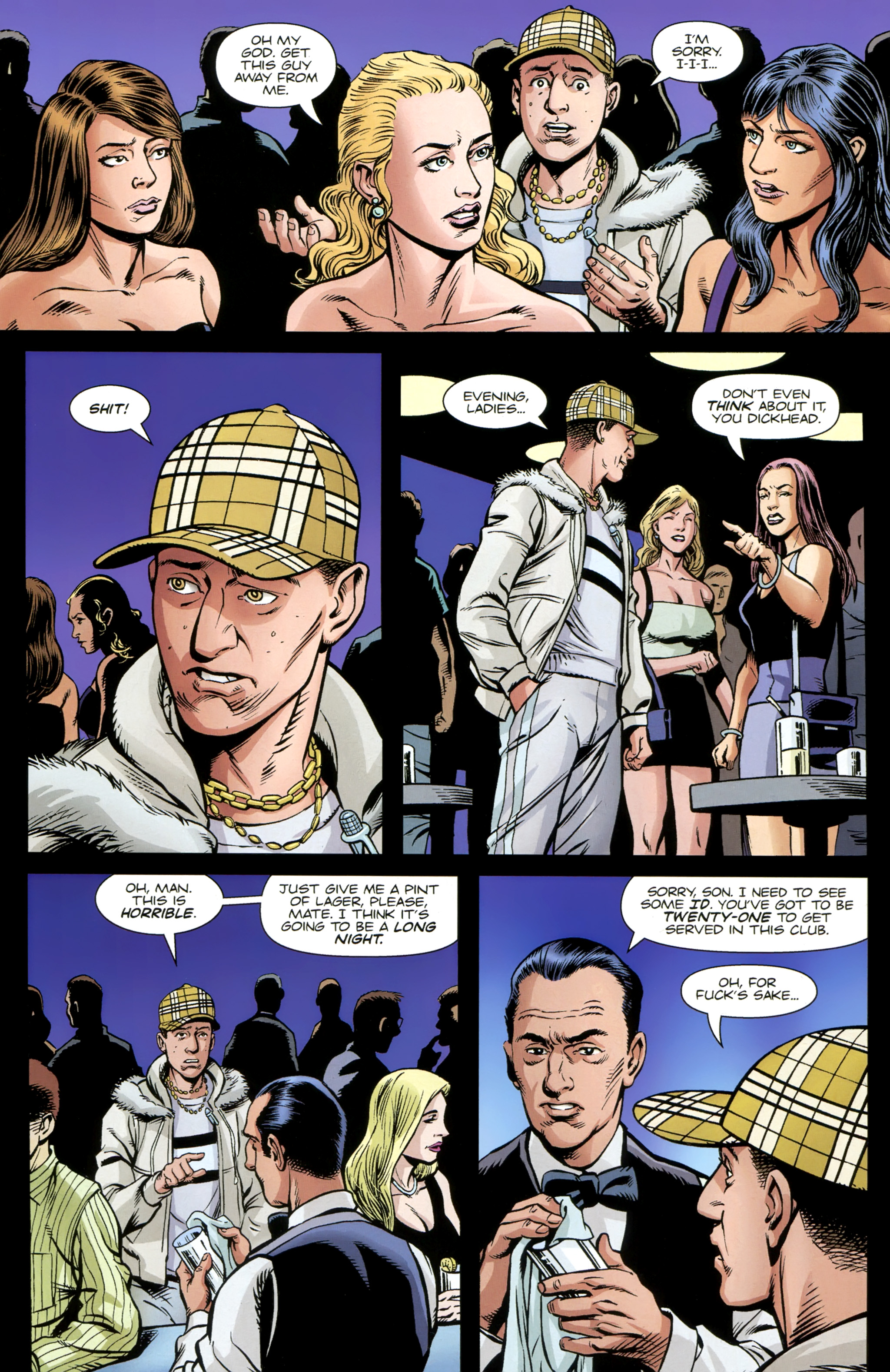 Read online Secret Service comic -  Issue #3 - 22