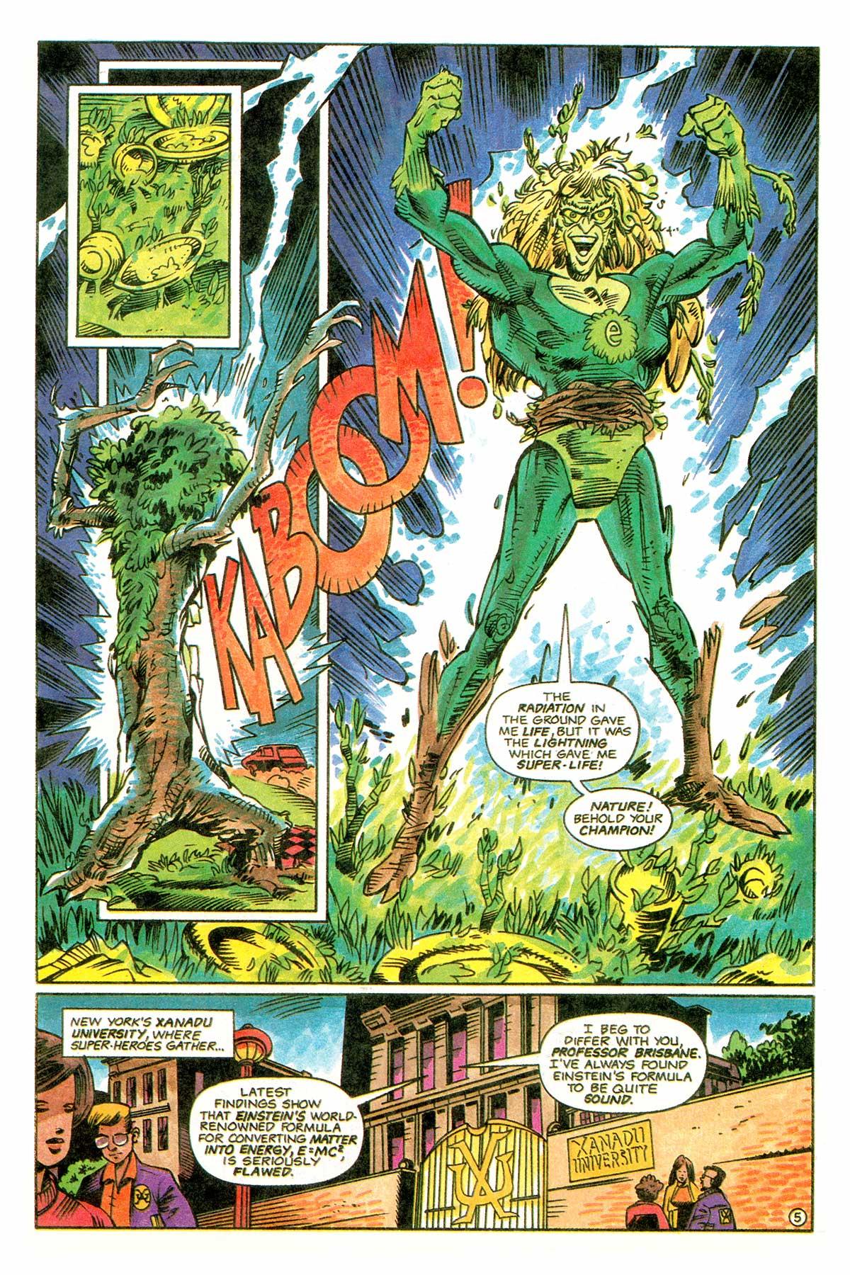 Read online E-man (1993) comic -  Issue # Full - 8