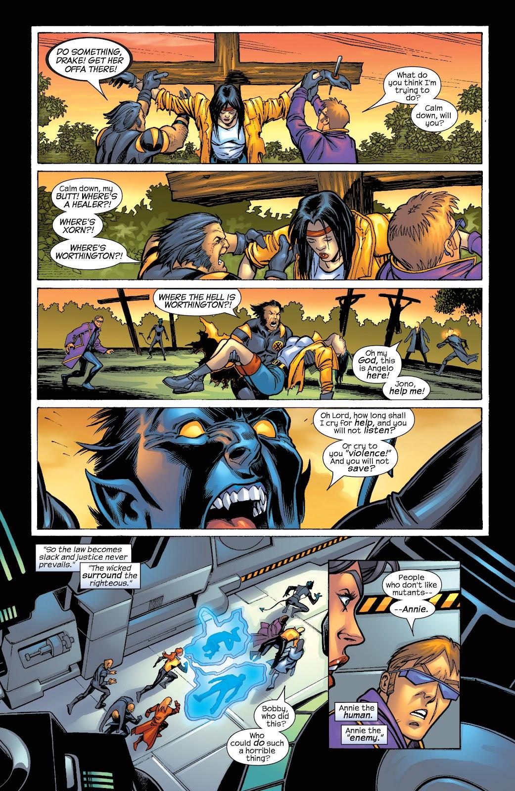 Uncanny X-Men (1963) issue 423 - Page 8