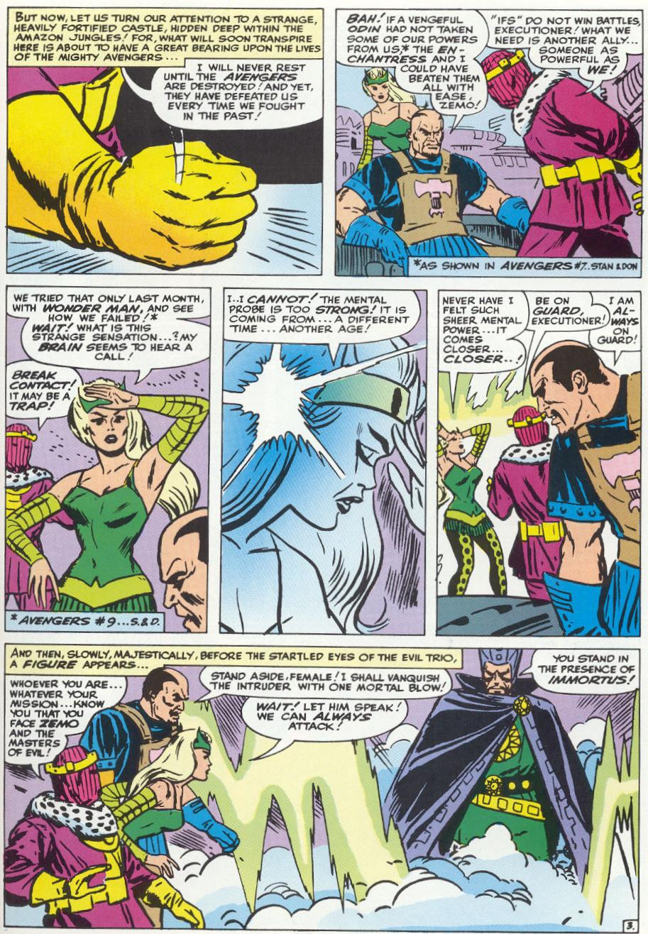 The Avengers (1963) 10 Page 3