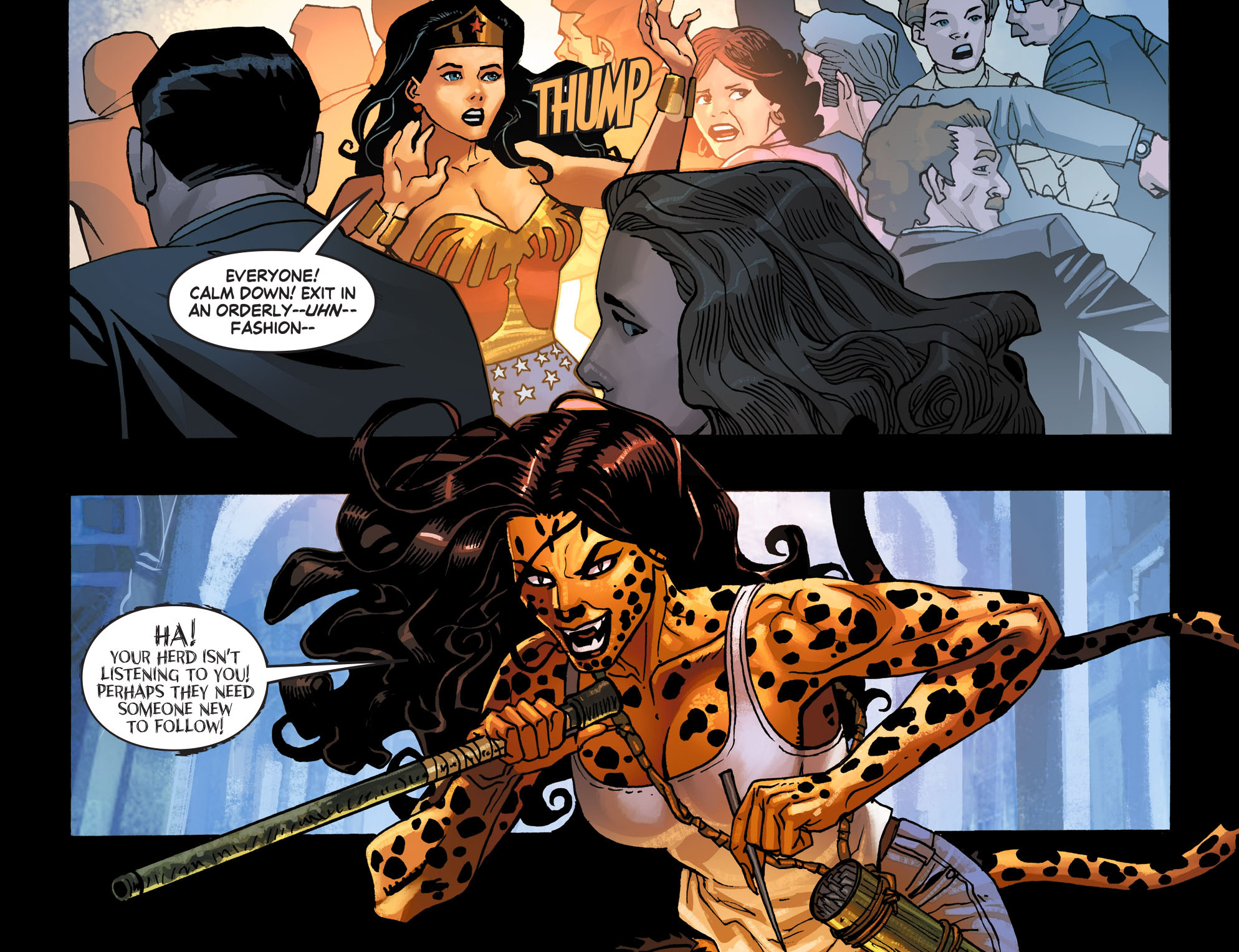 Read online Wonder Woman '77 [I] comic -  Issue #8 - 12