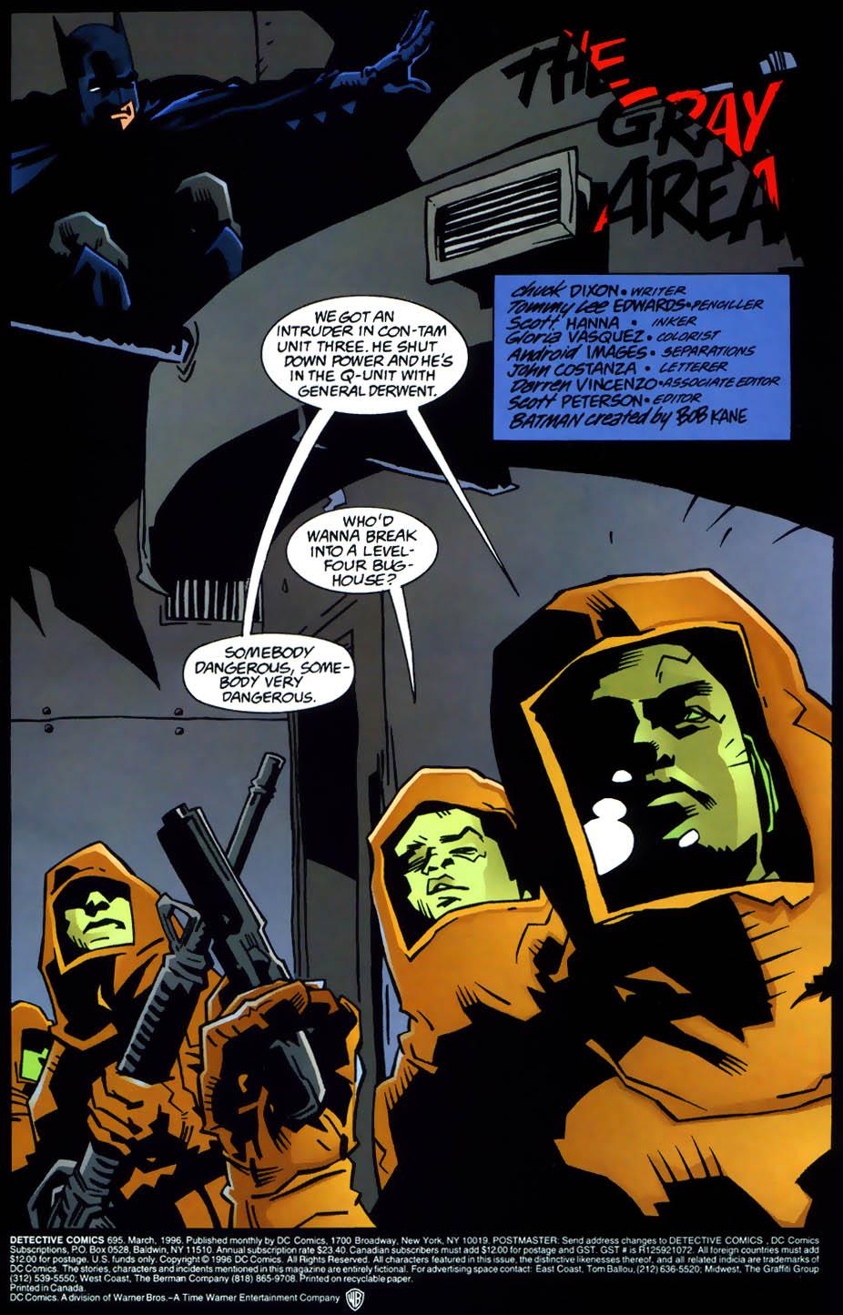 Batman: Contagion 2 Page 2