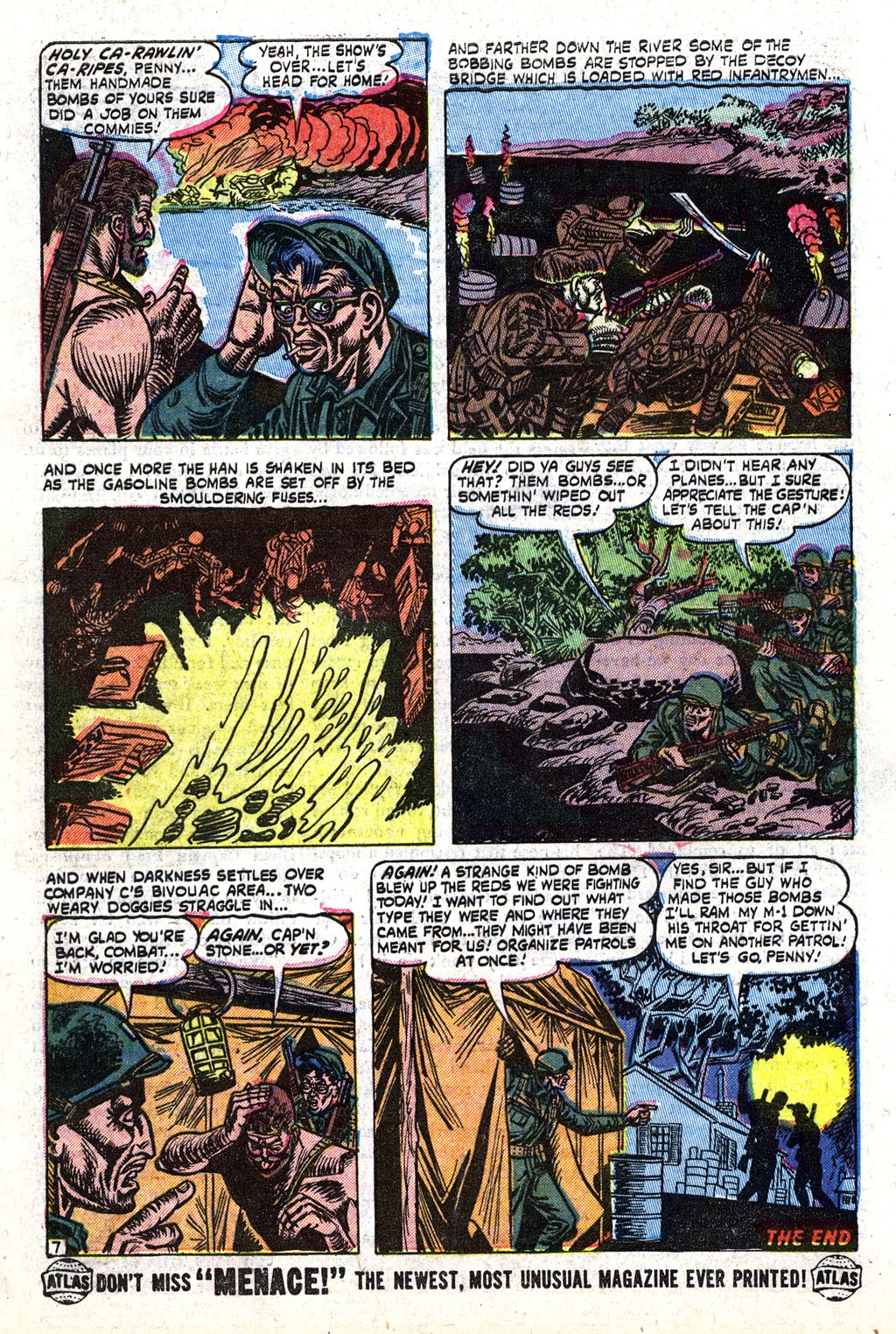 Combat (1952) issue 11 - Page 9