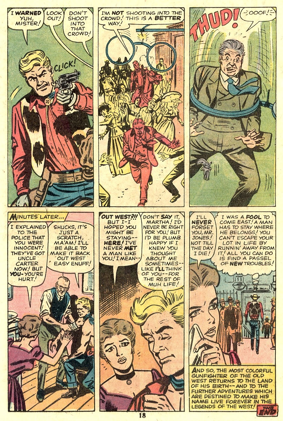 Kid Colt Outlaw issue 185 - Page 20