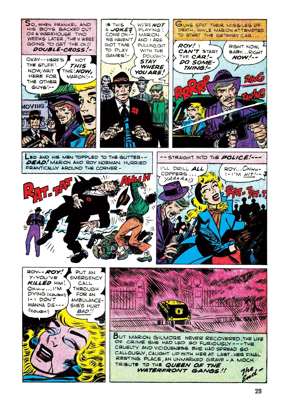 Read online The Joe Kubert Archives comic -  Issue # TPB (Part 1) - 40