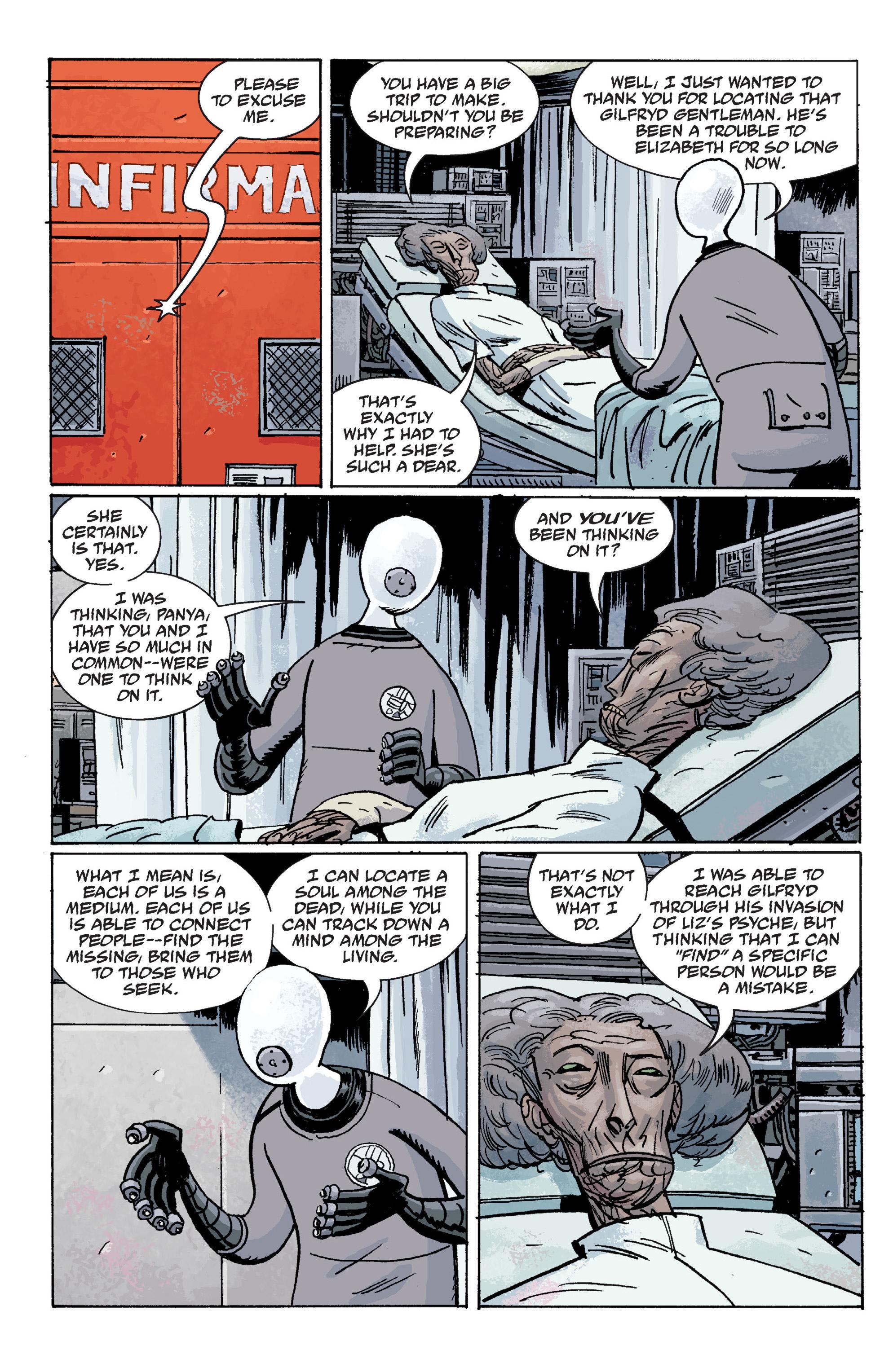 Read online B.P.R.D. (2003) comic -  Issue # TPB 10 - 46