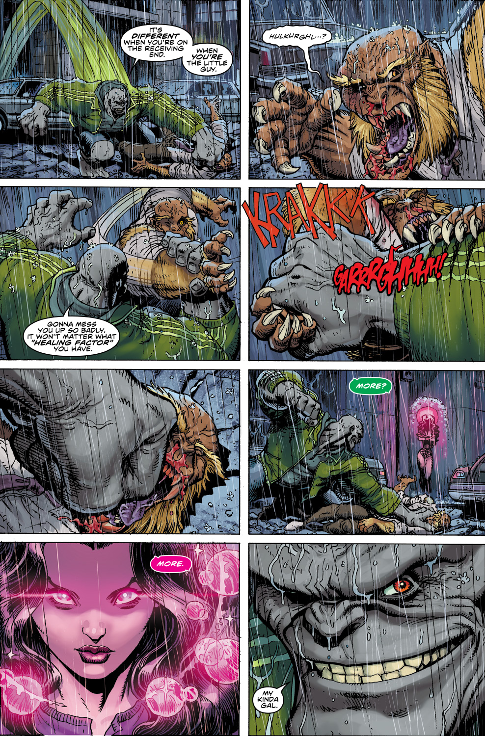 Read online Ultimate X comic -  Issue #5 - 13