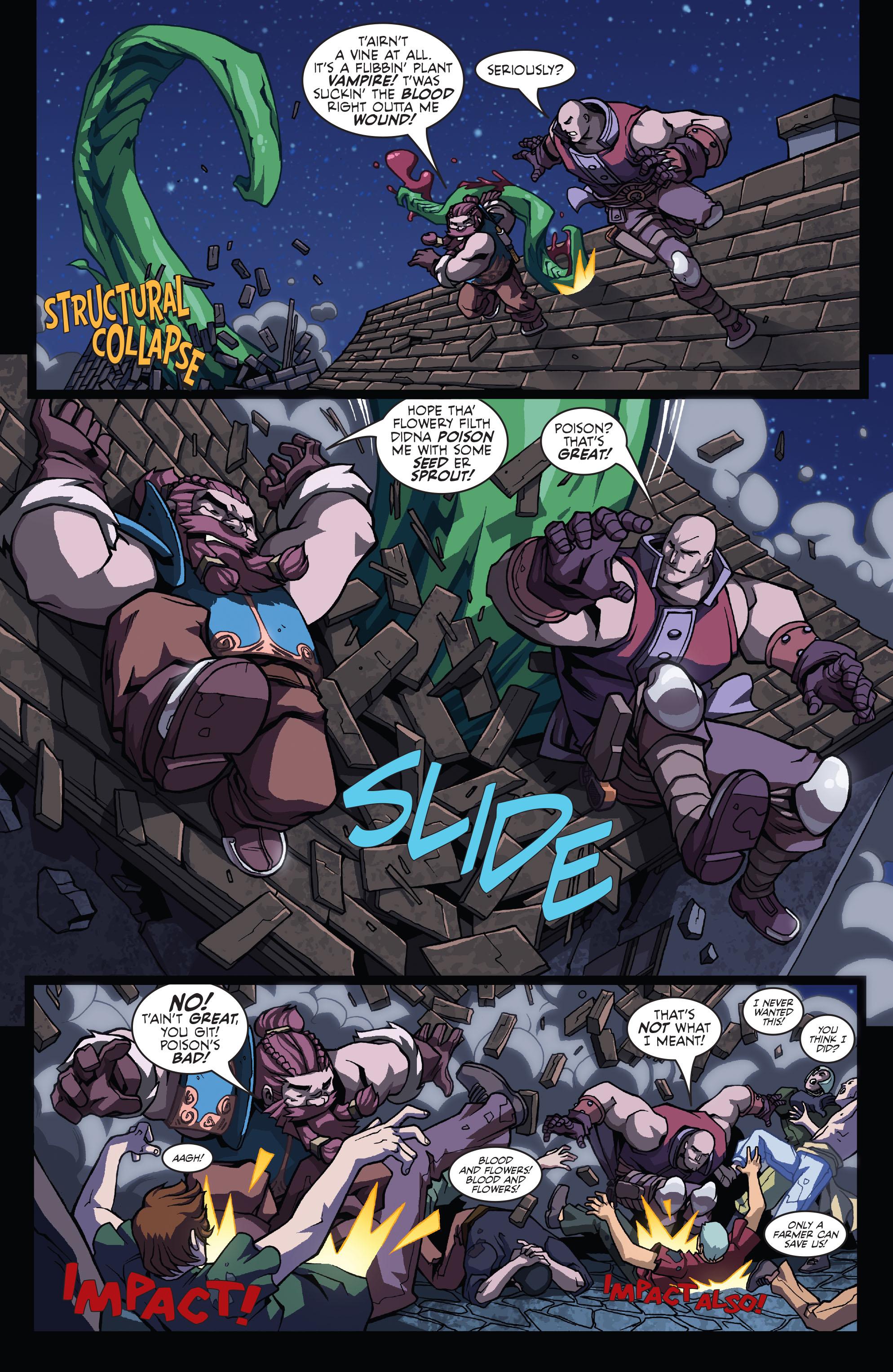 Read online Skullkickers comic -  Issue #11 - 6