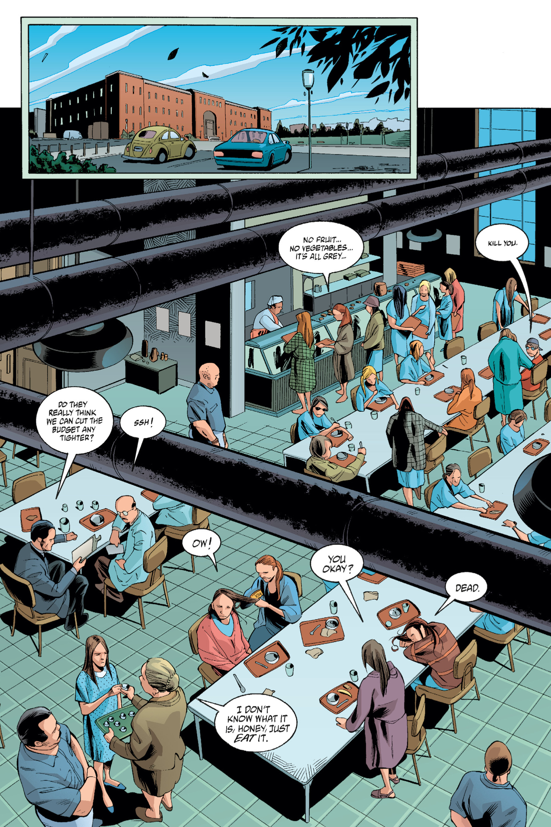 Read online Buffy the Vampire Slayer: Omnibus comic -  Issue # TPB 1 - 242