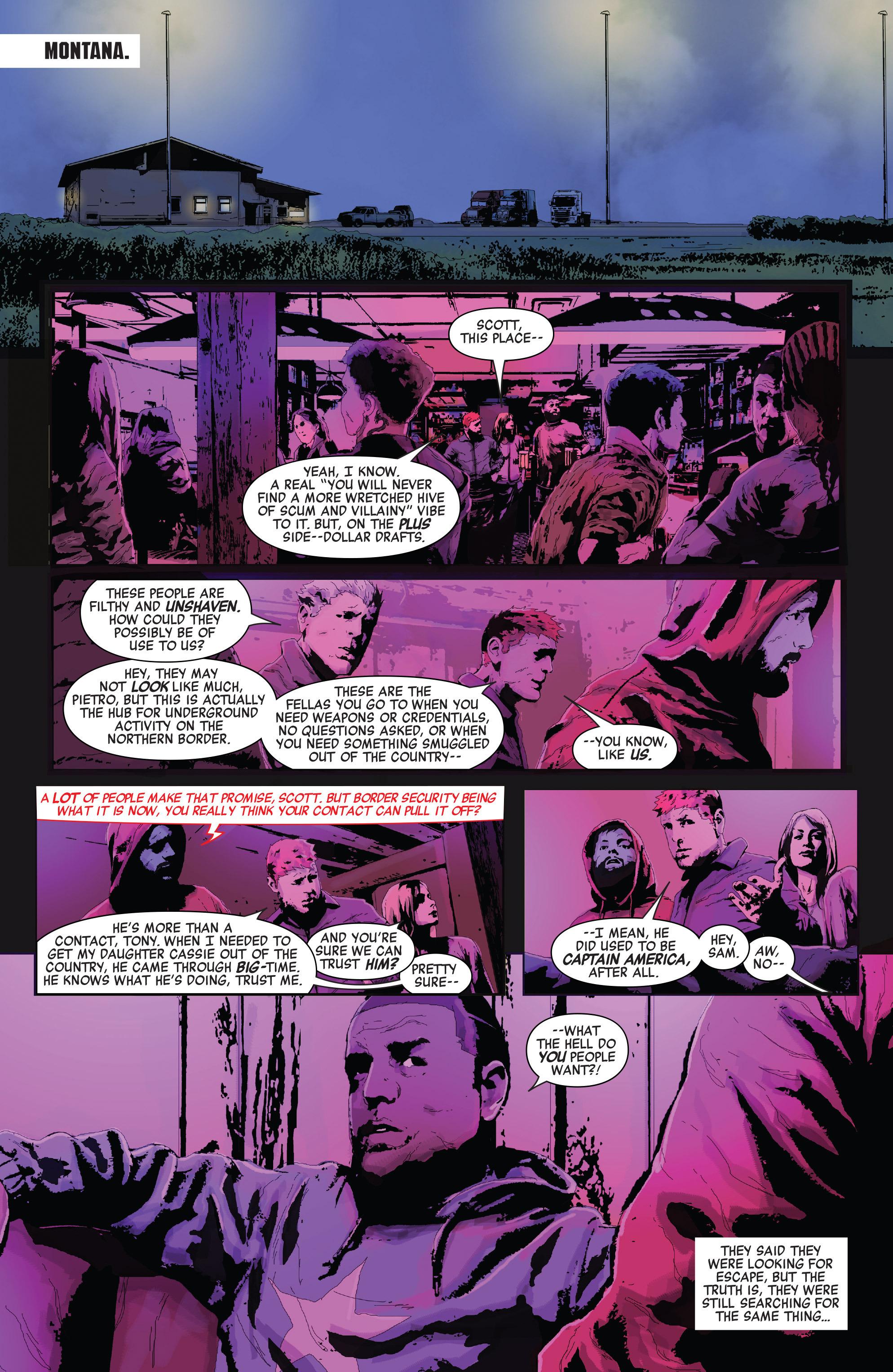 Read online Secret Empire comic -  Issue #2 - 27