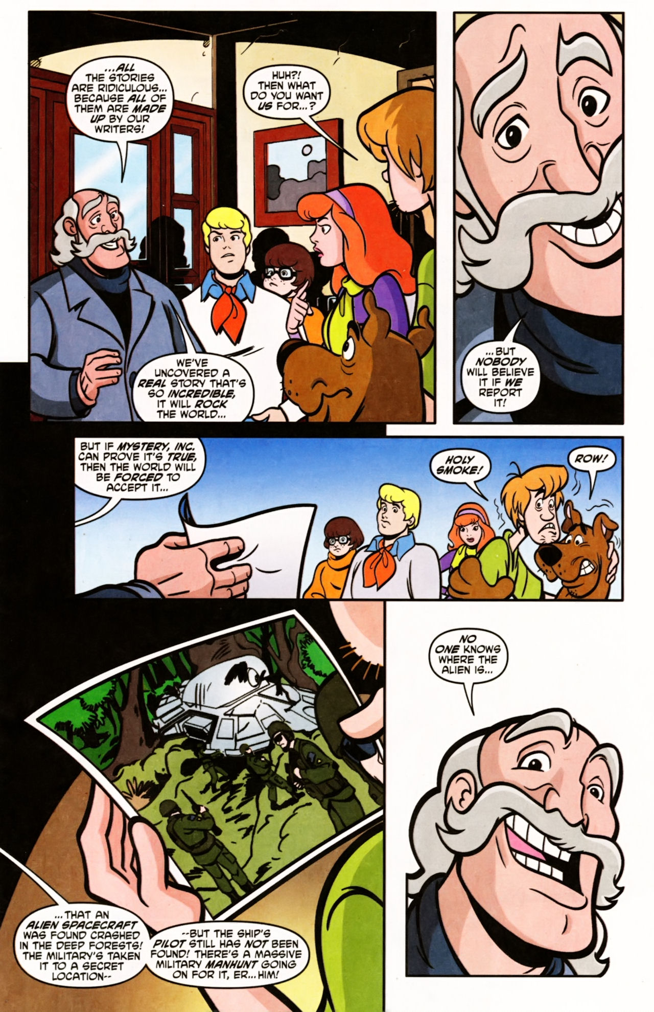 Read online Scooby-Doo (1997) comic -  Issue #156 - 4