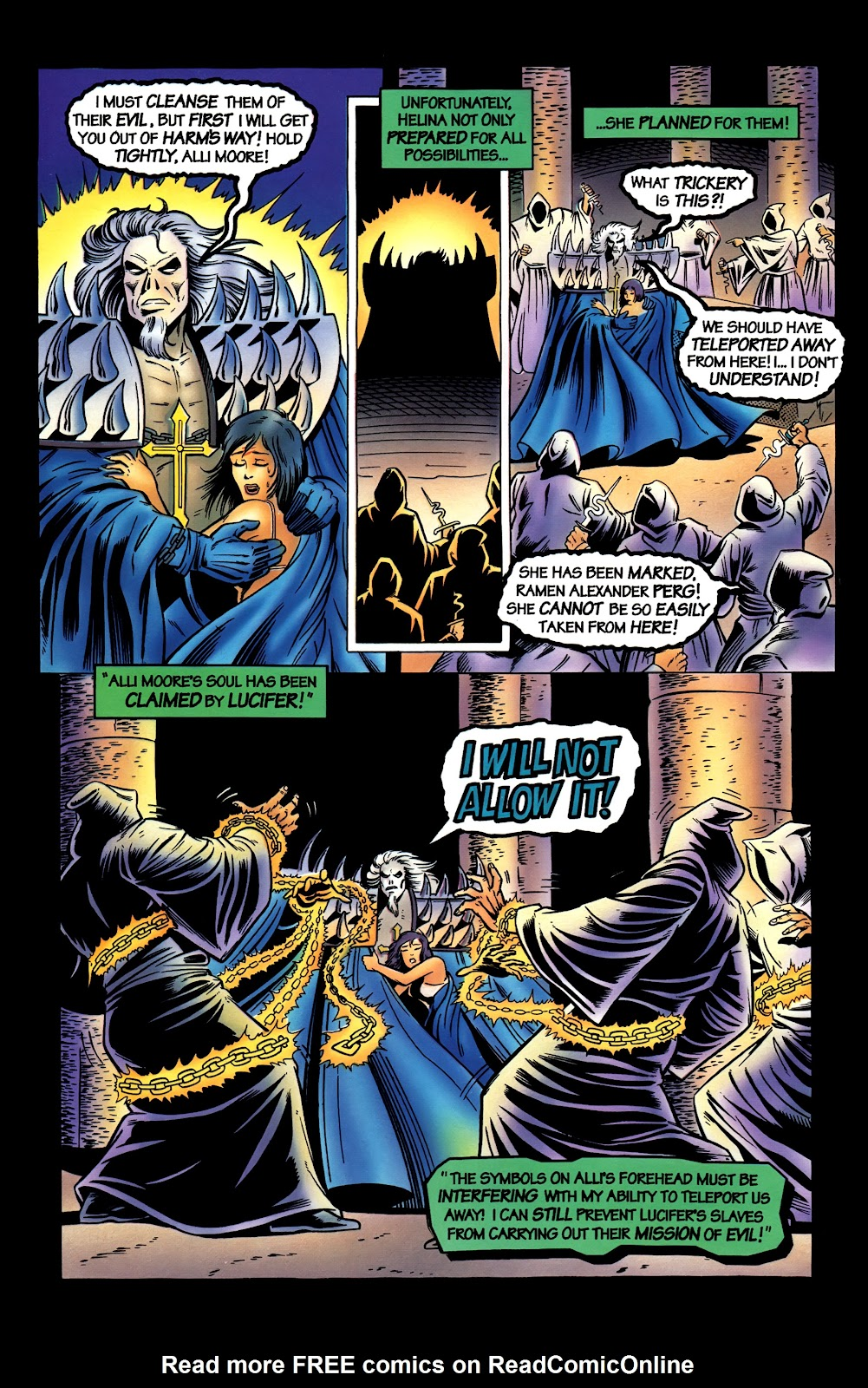 Read online Perg comic -  Issue #7 - 15