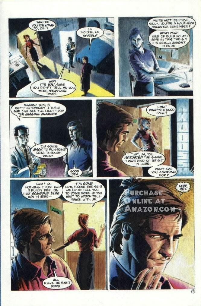 Read online Quantum Leap comic -  Issue #6 - 8