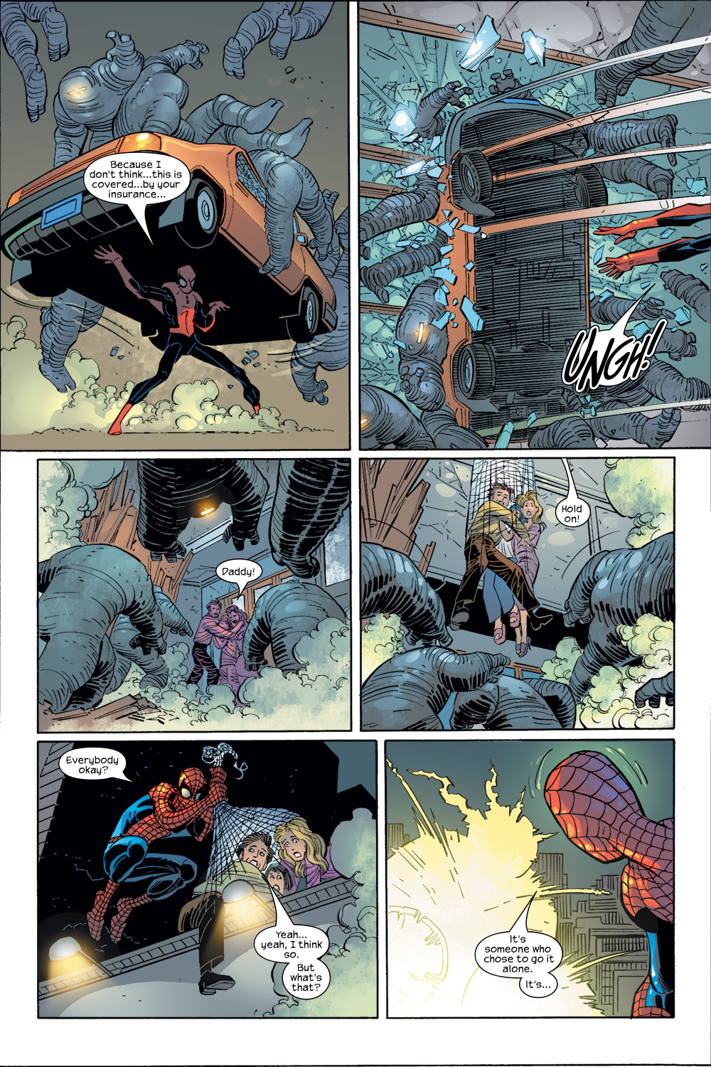 The Amazing Spider-Man (1999) 58 Page 6