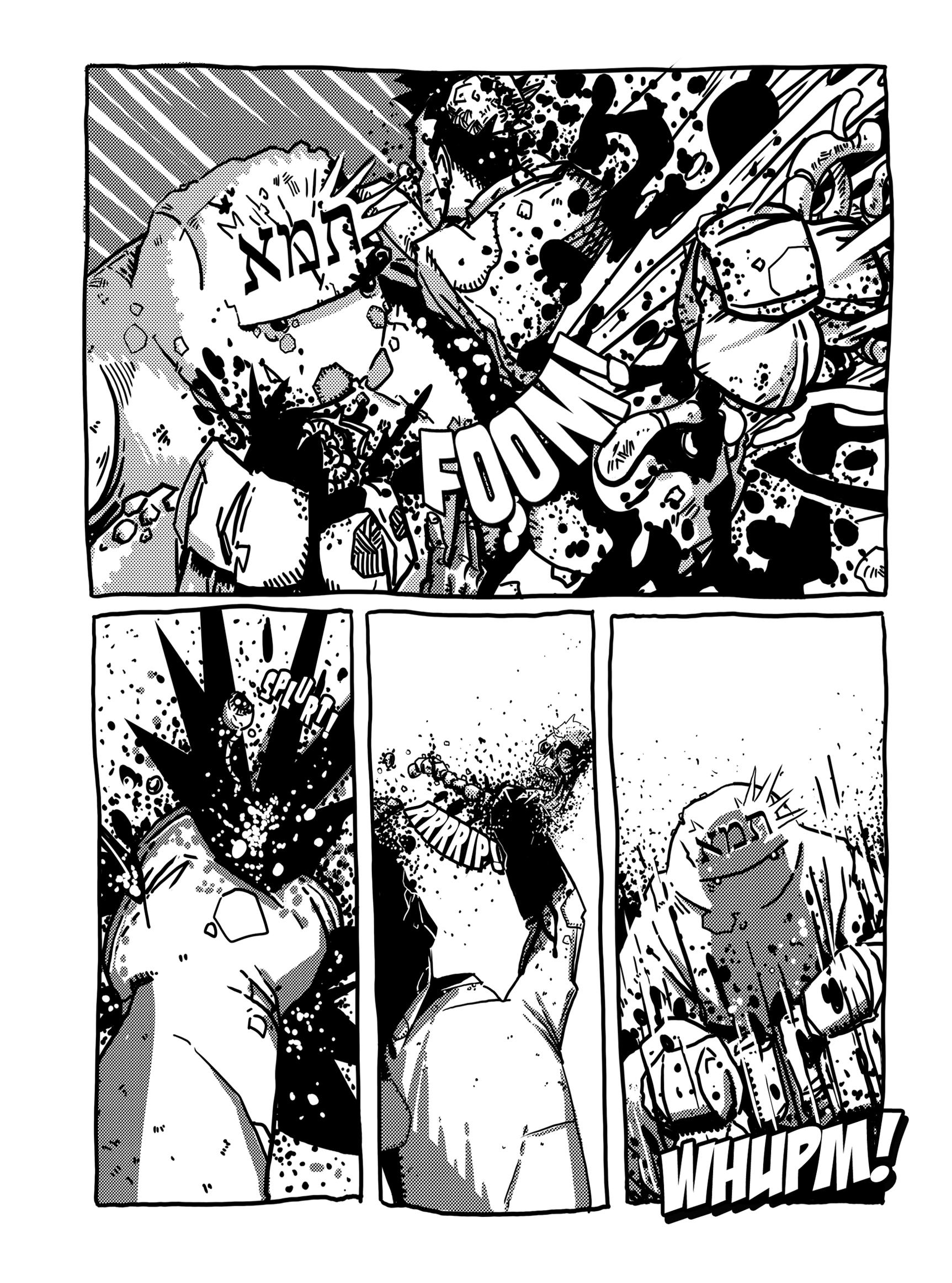Read online FUBAR comic -  Issue #1 - 128
