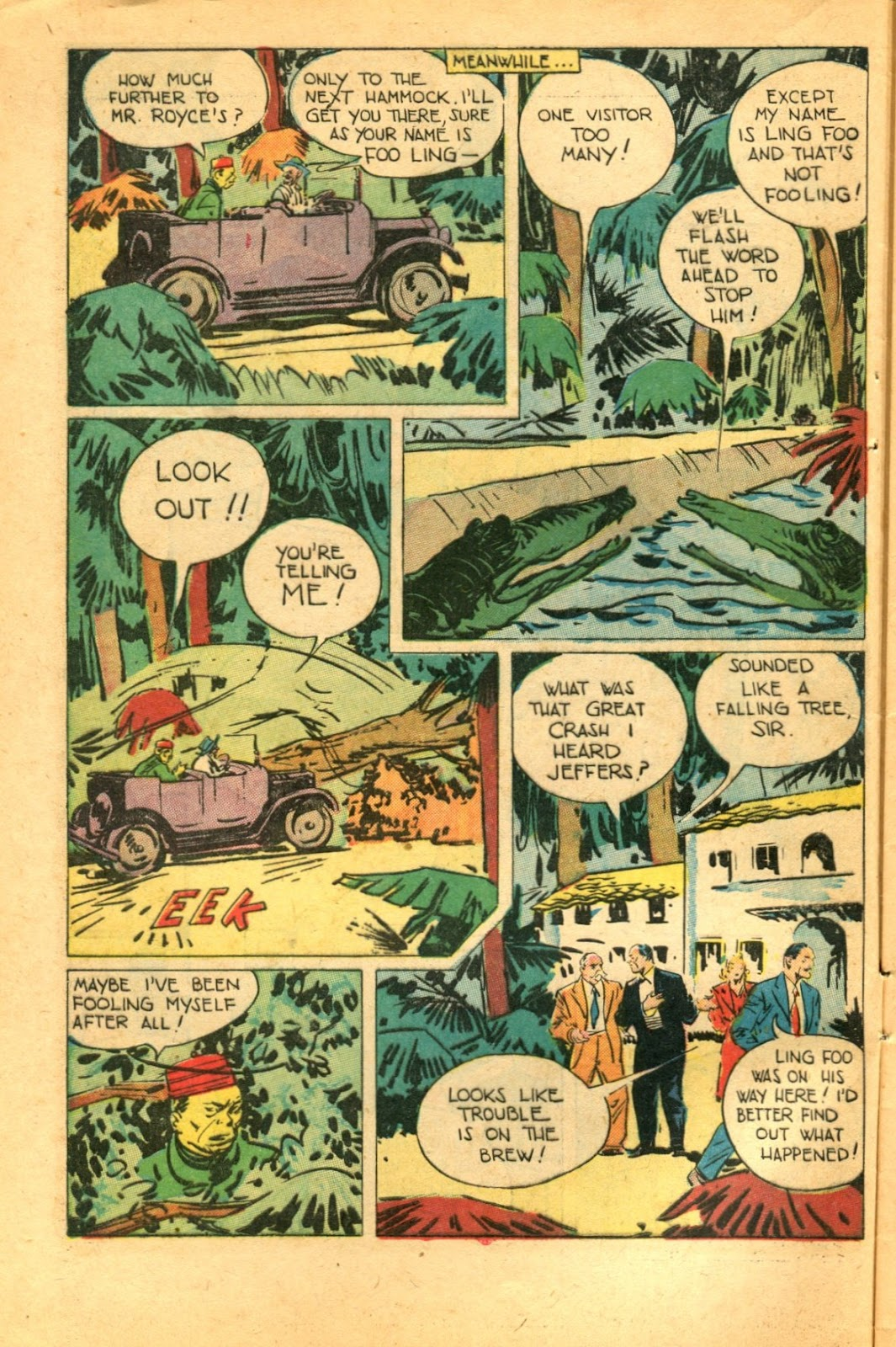 Read online Super-Magician Comics comic -  Issue #49 - 8