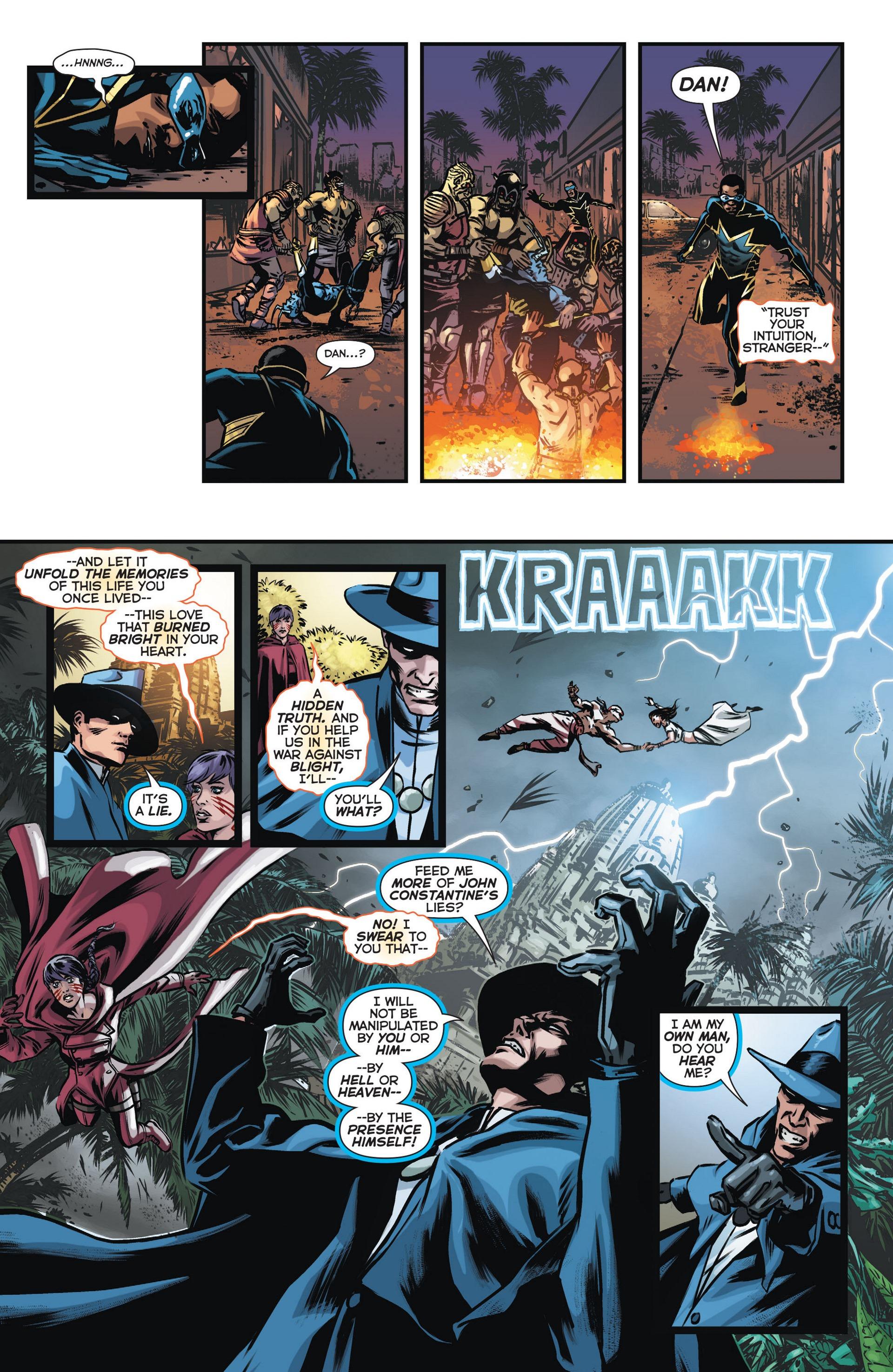 Read online Trinity of Sin: The Phantom Stranger comic -  Issue #14 - 17