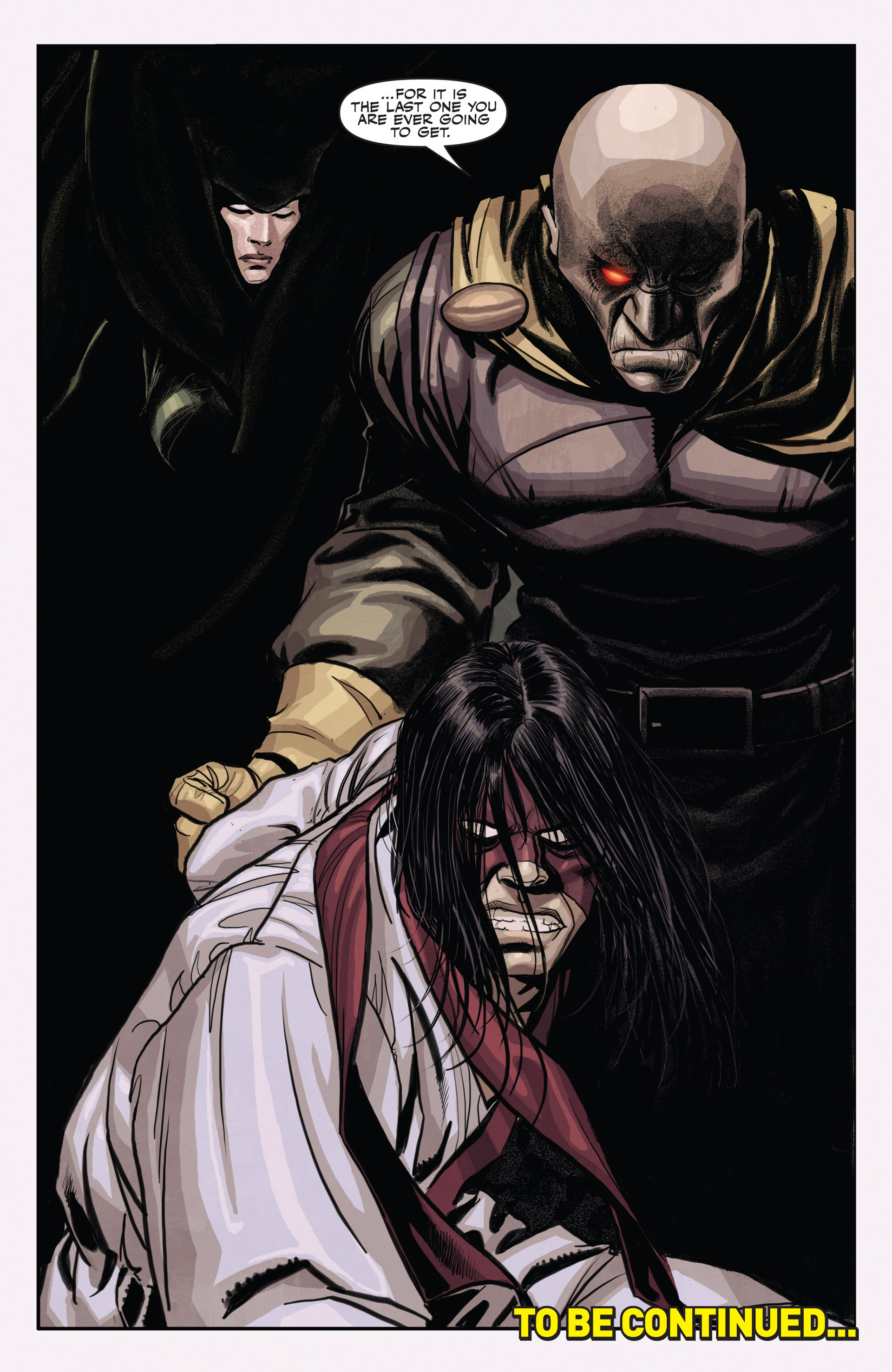 Read online Secret Warriors comic -  Issue #20 - 24