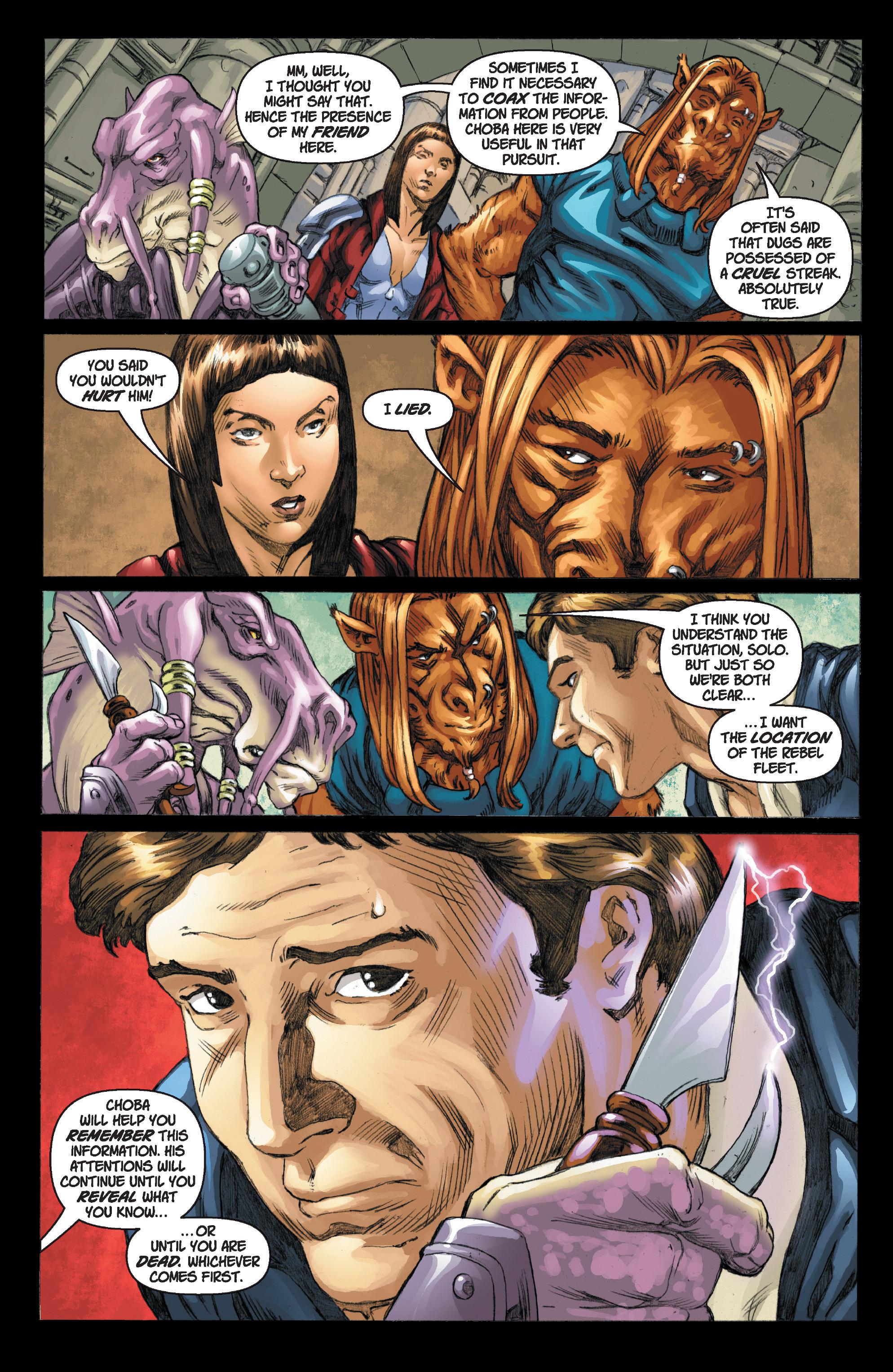 Read online Star Wars Omnibus comic -  Issue # Vol. 17 - 352