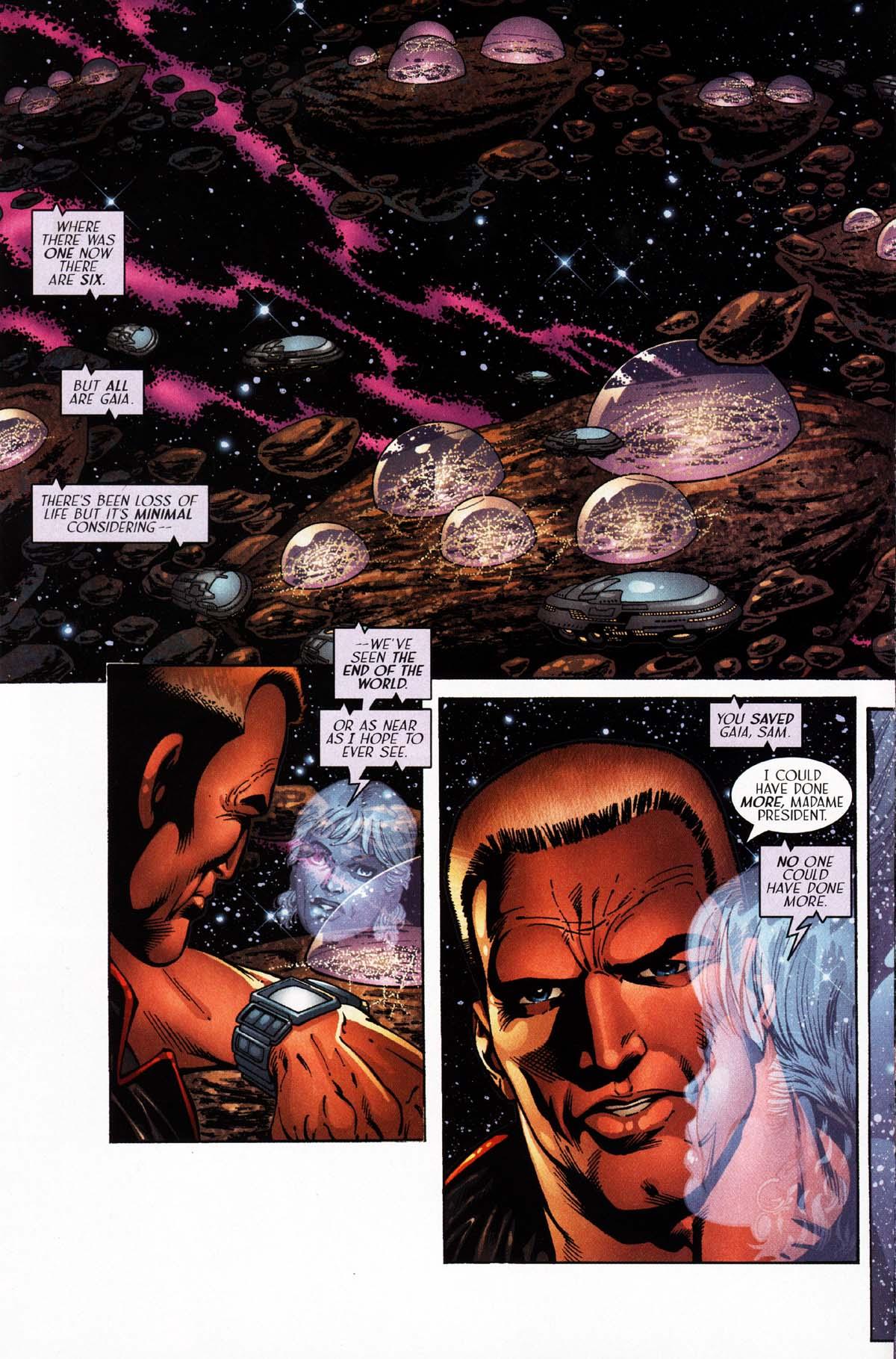 Read online Sigil (2000) comic -  Issue #27 - 18