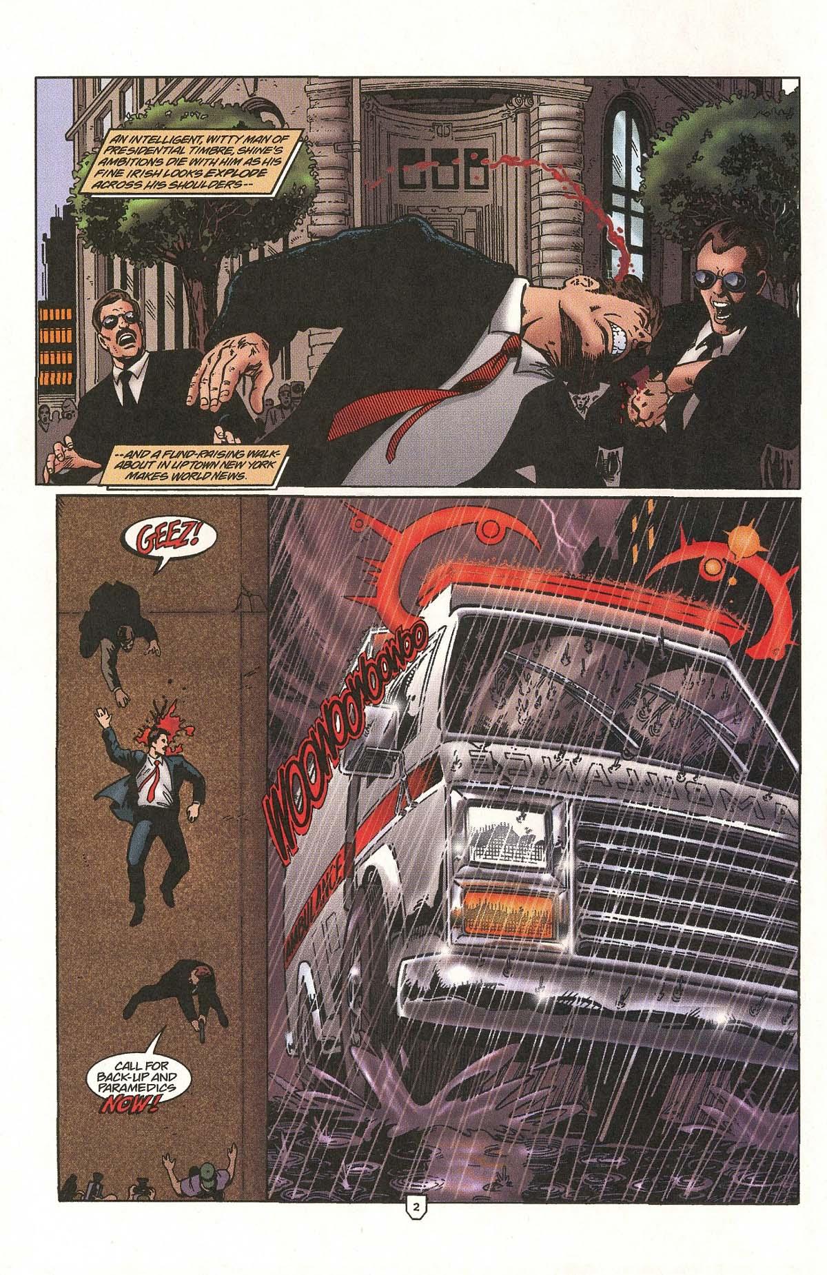 Read online UltraForce (1995) comic -  Issue #5 - 4