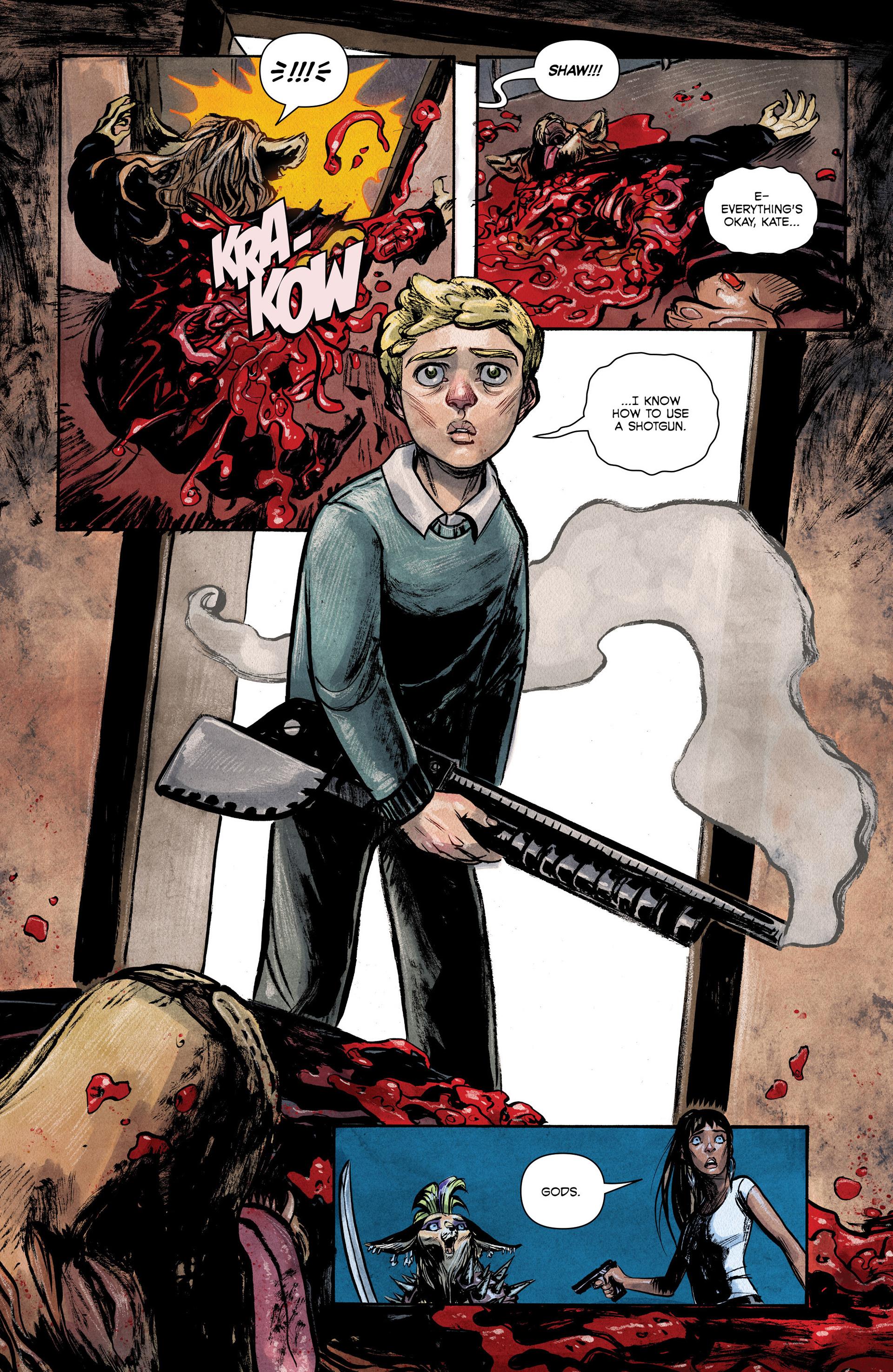 Read online Shutter comic -  Issue #6 - 15